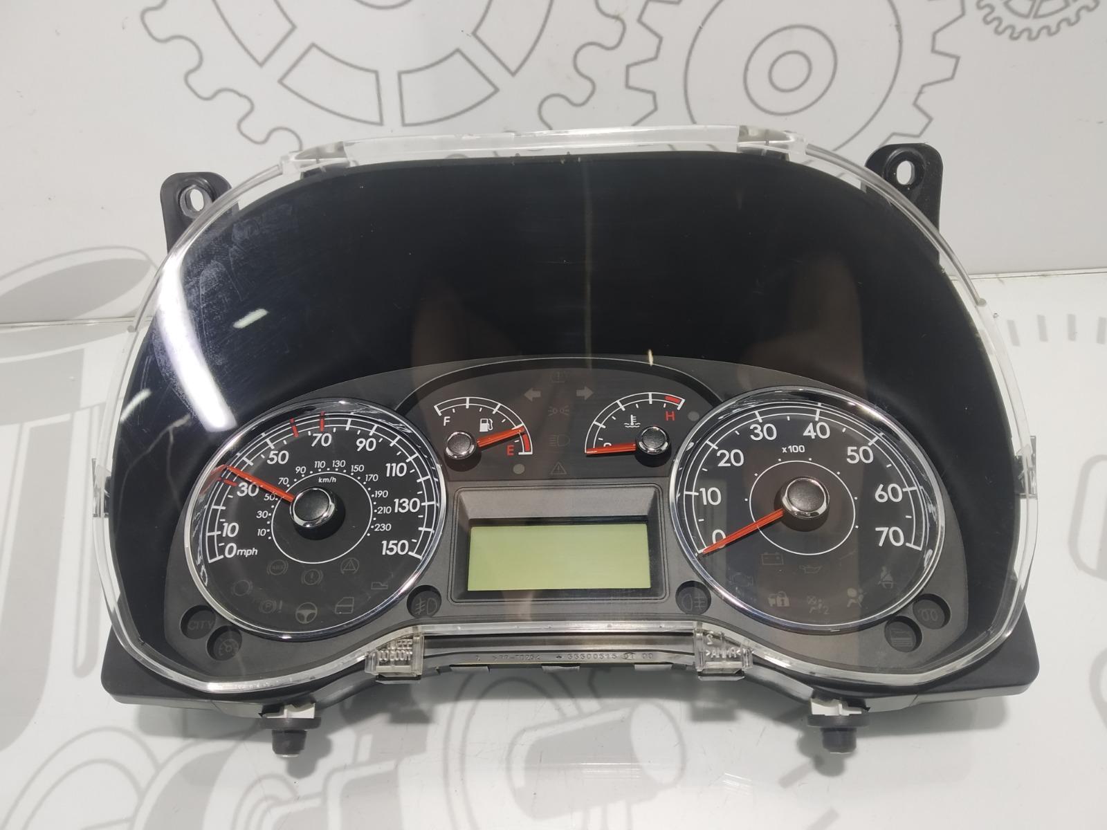 Щиток приборов (приборная панель) Fiat Grande Punto 1.4 I 2009 (б/у)