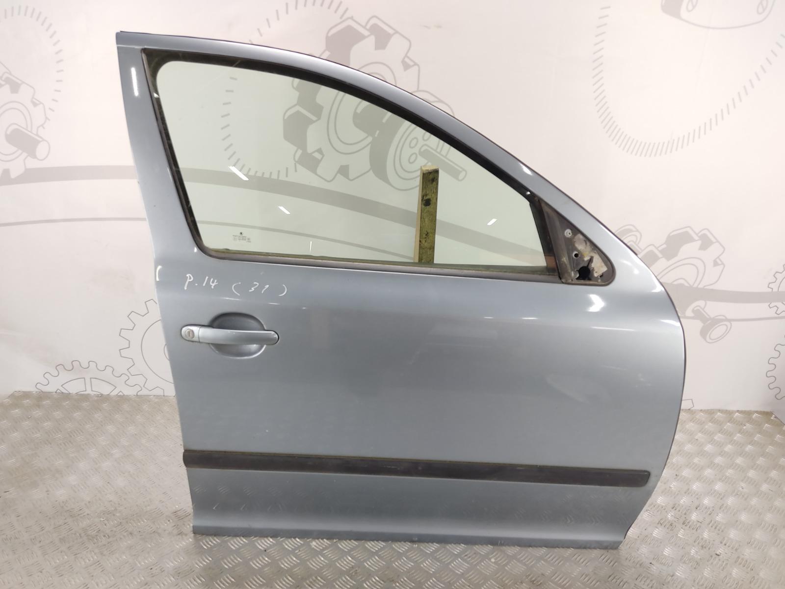Дверь передняя правая Skoda Octavia 1.9 TDI 2005 (б/у)