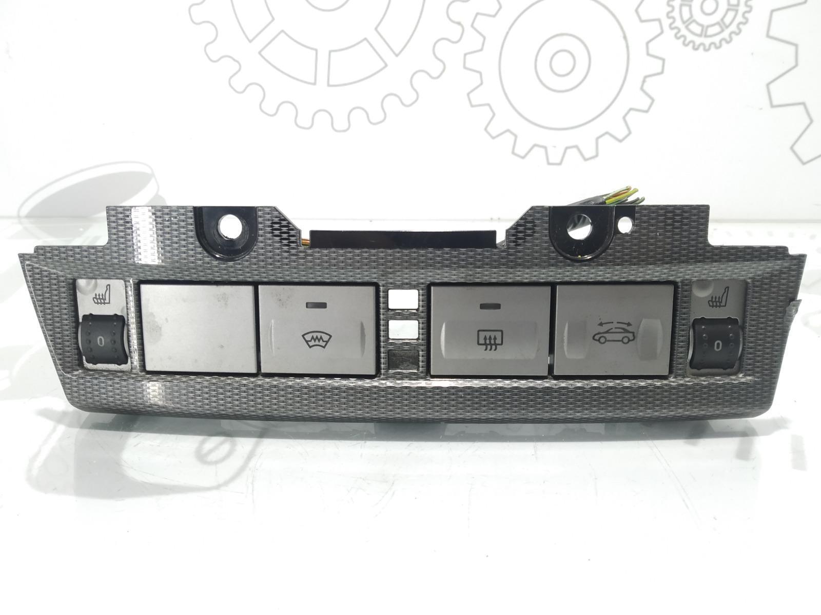 Кнопка обогрева заднего стекла Ford Focus 2.0 TDCI 2008 (б/у)