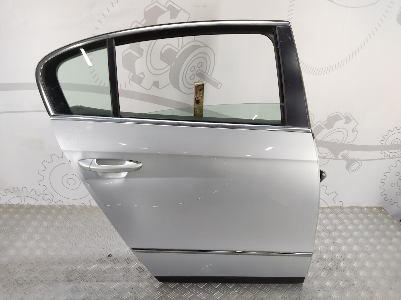 Дверь задняя правая Volkswagen Passat B6 2.0 TDI 2005 (б/у)