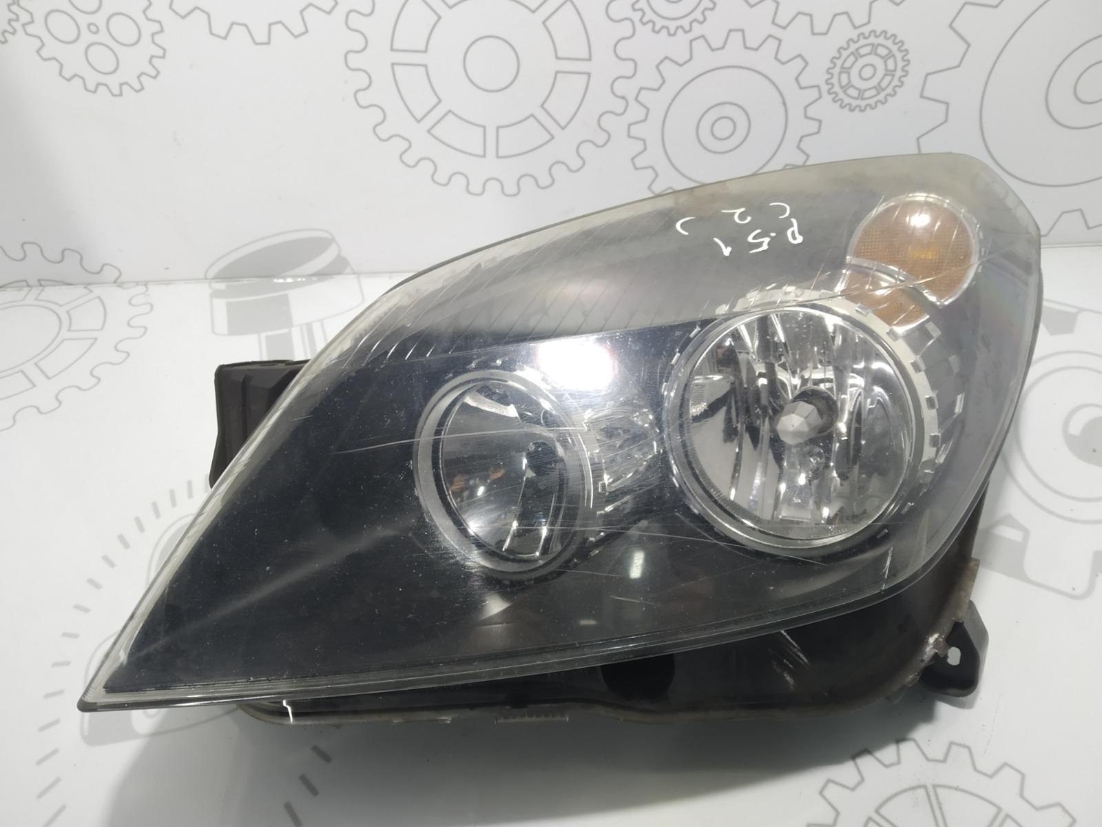 Фара левая Opel Astra H 1.4 I 2007 (б/у)
