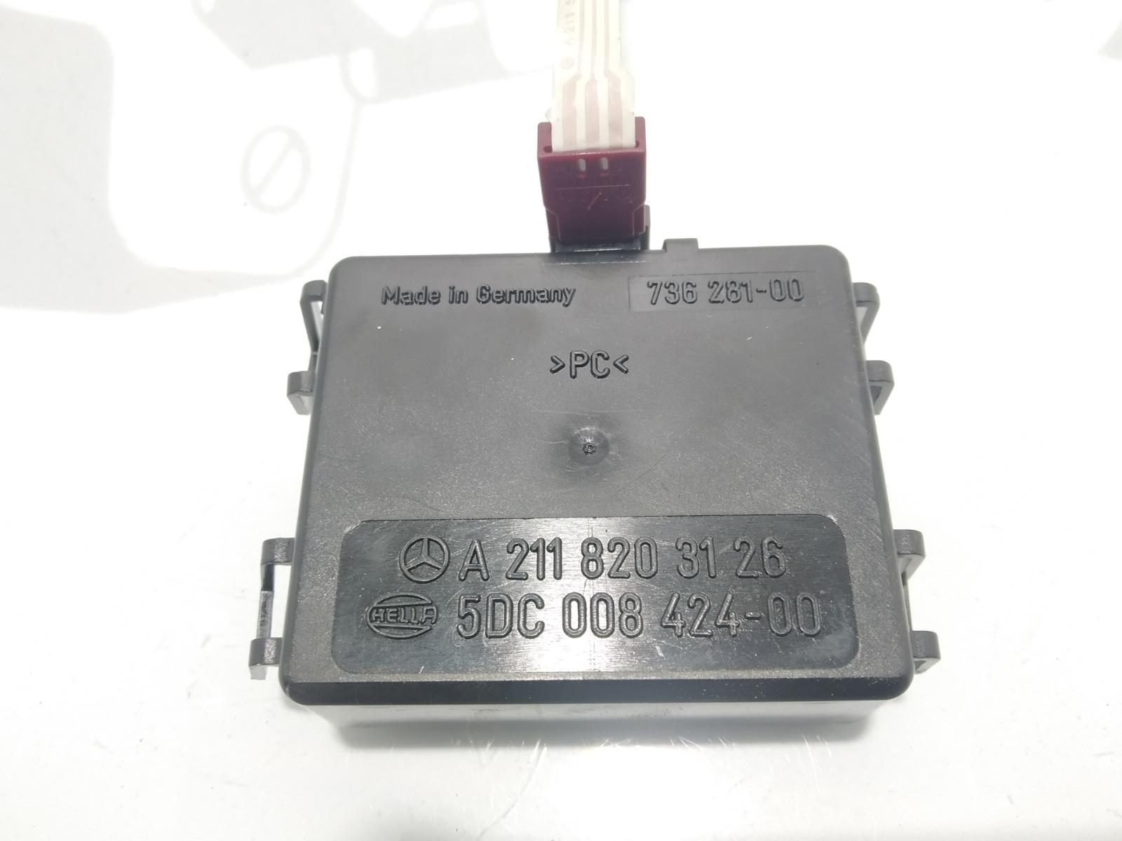 Датчик дождя Mercedes E W211 3.2 CDI 2003 (б/у)