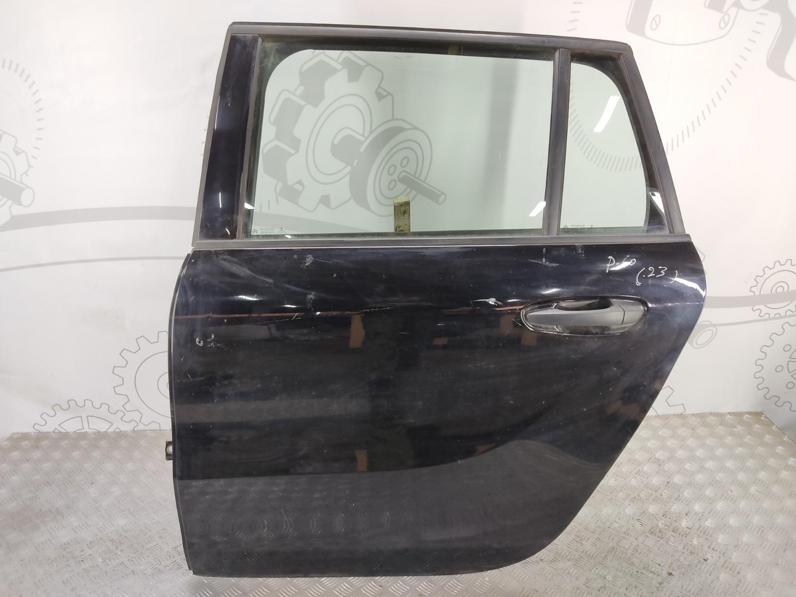 Дверь задняя левая Citroen C4 Grand Picasso 1.6 HDI 2014 (б/у)