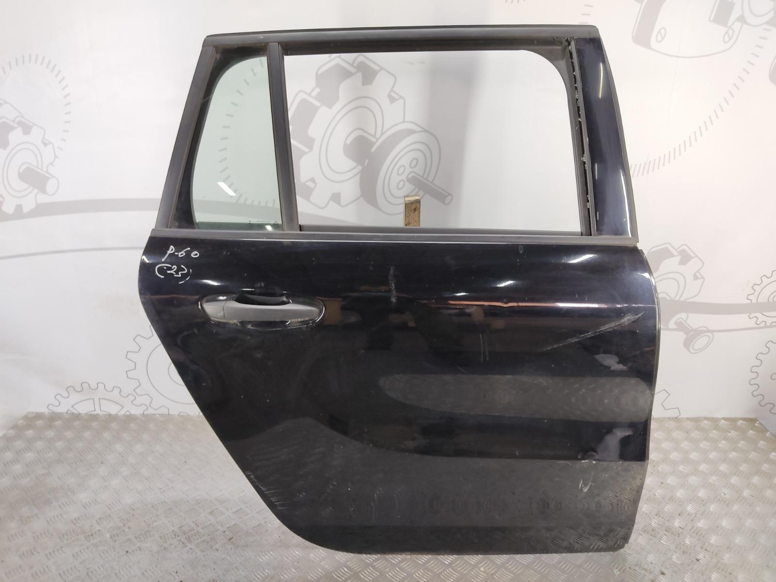 Дверь задняя правая Citroen C4 Grand Picasso 1.6 HDI 2014 (б/у)