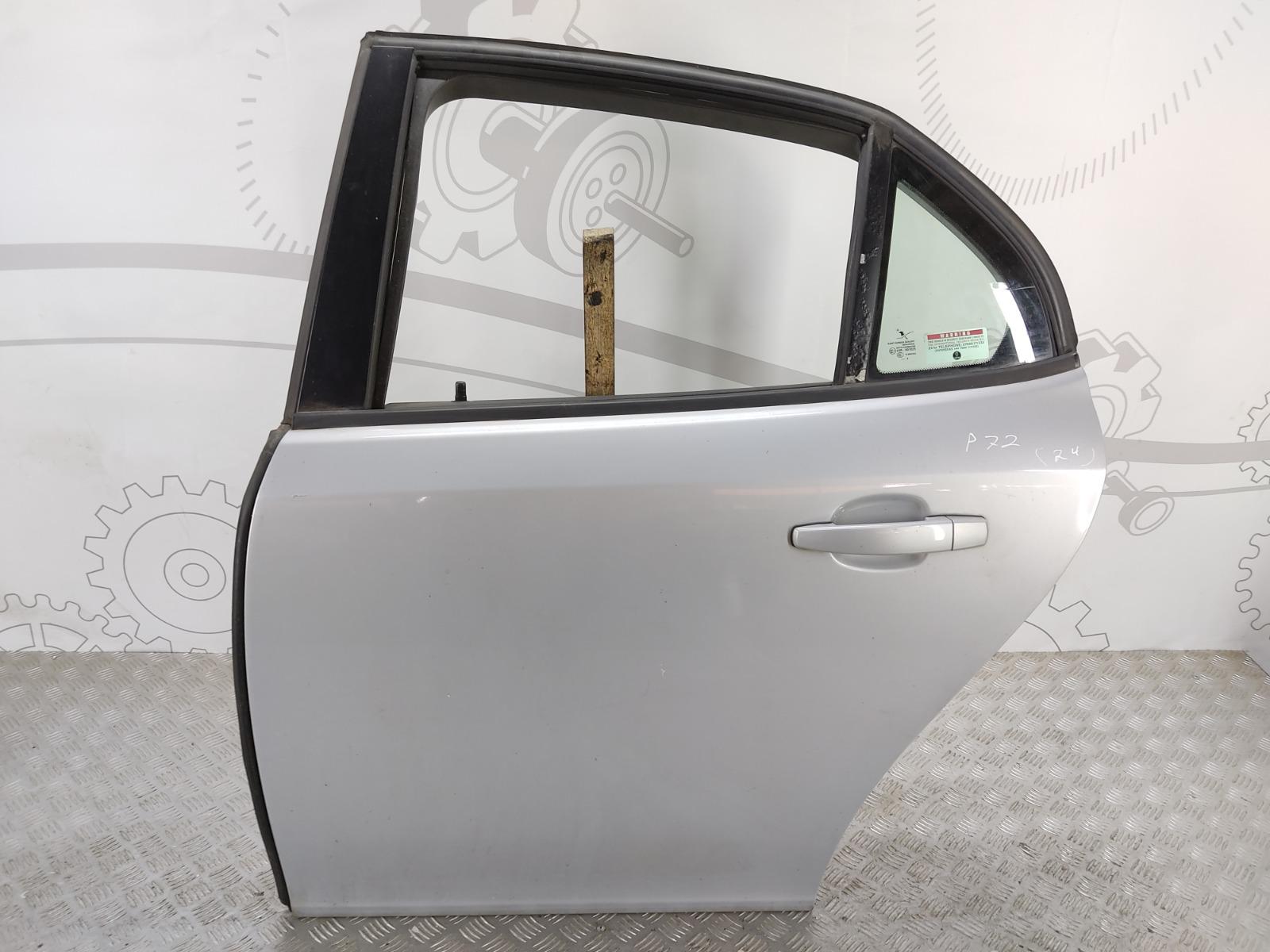 Дверь задняя левая Saab 9-3 1.9 TID 2008 (б/у)