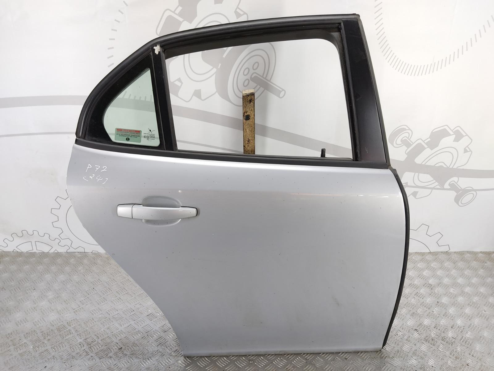 Дверь задняя правая Saab 9-3 1.9 TID 2008 (б/у)