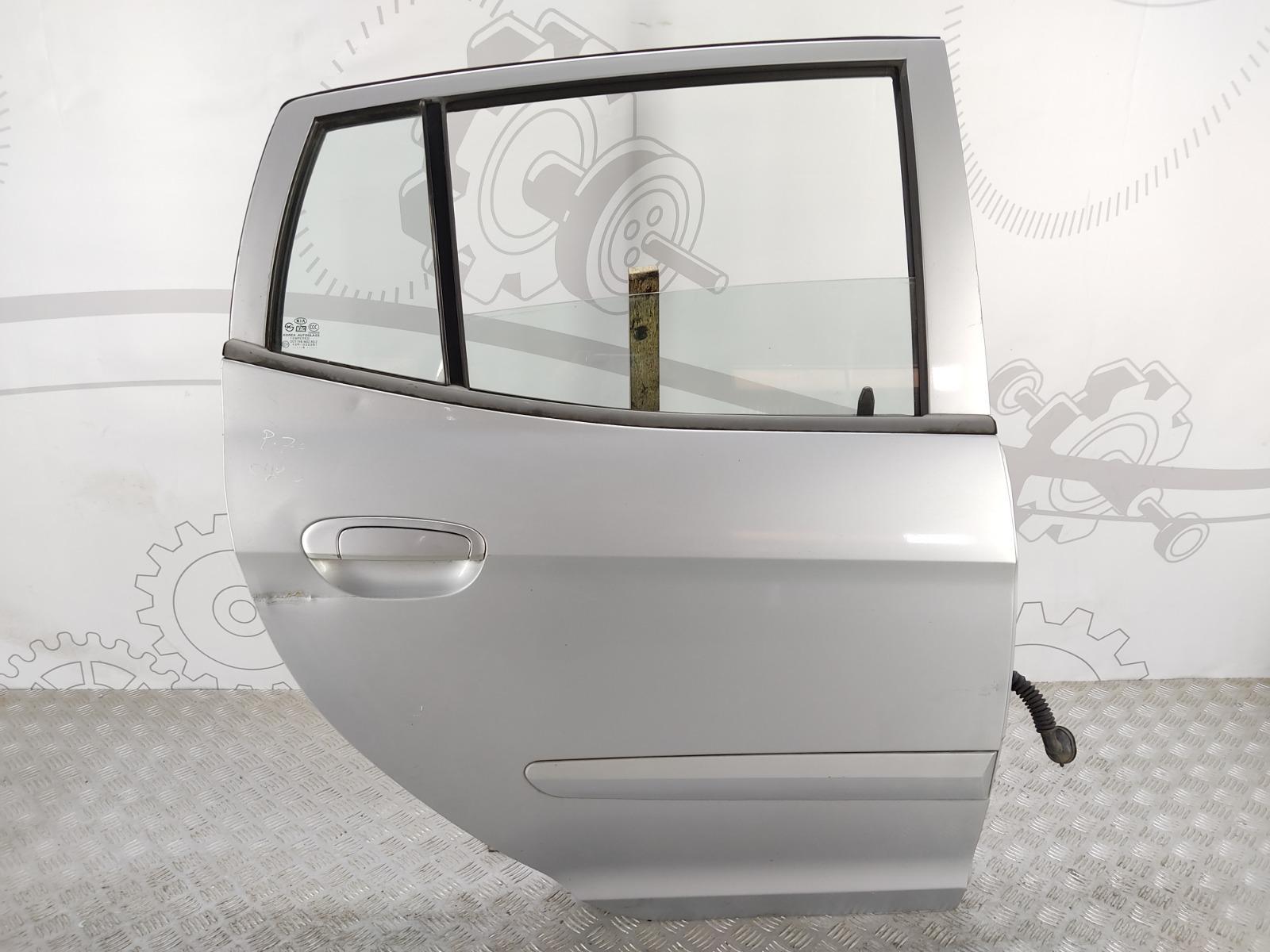Дверь задняя правая Kia Picanto 1.1 I 2004 (б/у)