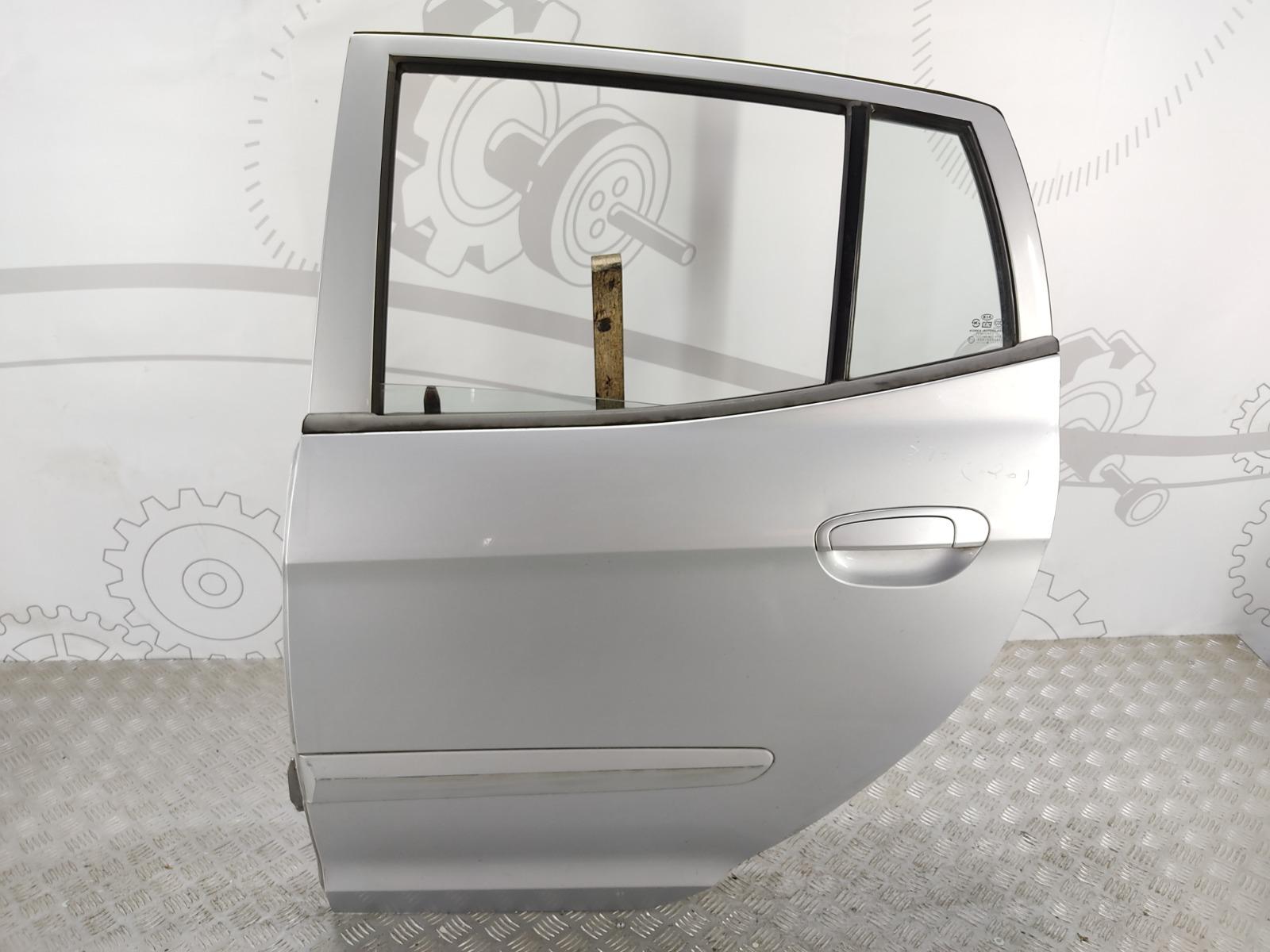 Дверь задняя левая Kia Picanto 1.1 I 2004 (б/у)