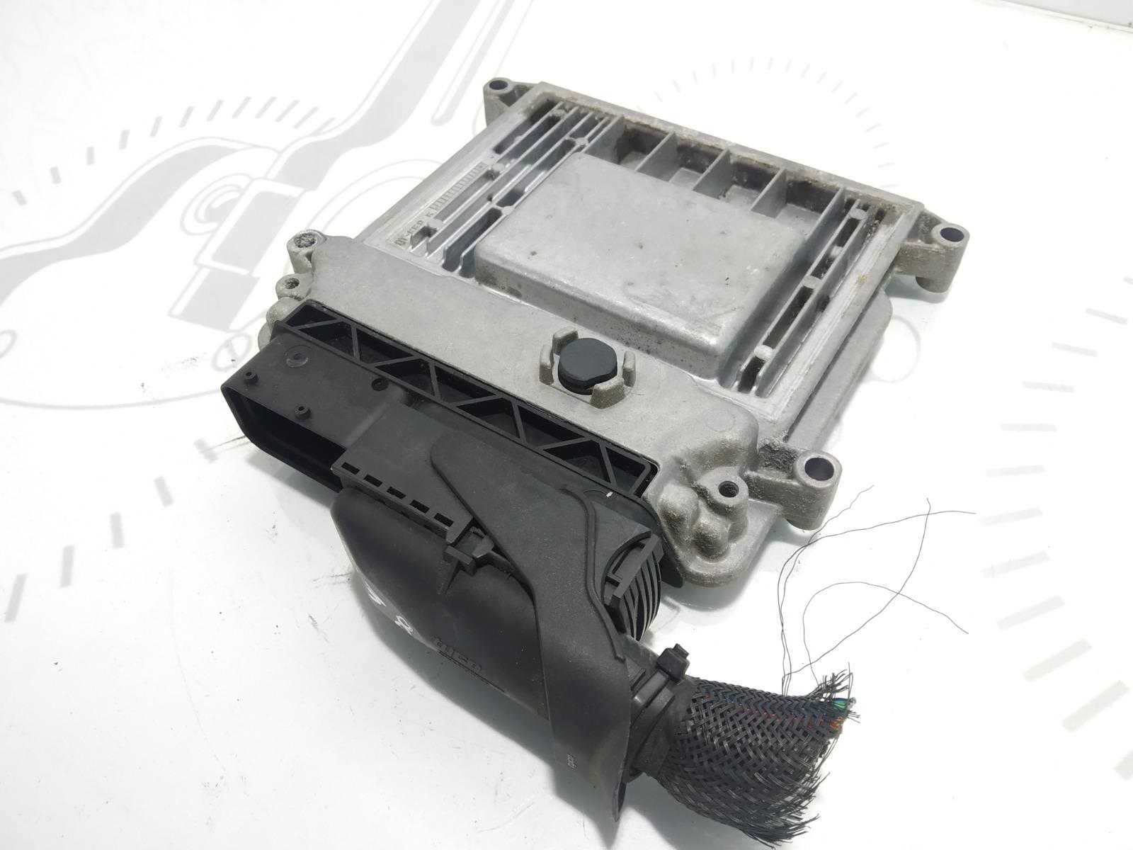 Блок управления двигателем Kia Ceed 1.6 I 2008 (б/у)