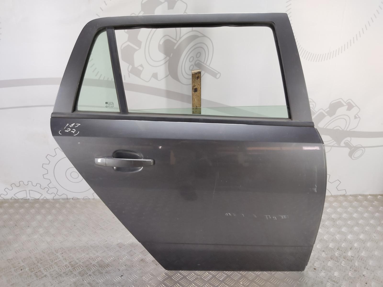 Дверь задняя правая Opel Astra H 1.7 CDTI 2007 (б/у)