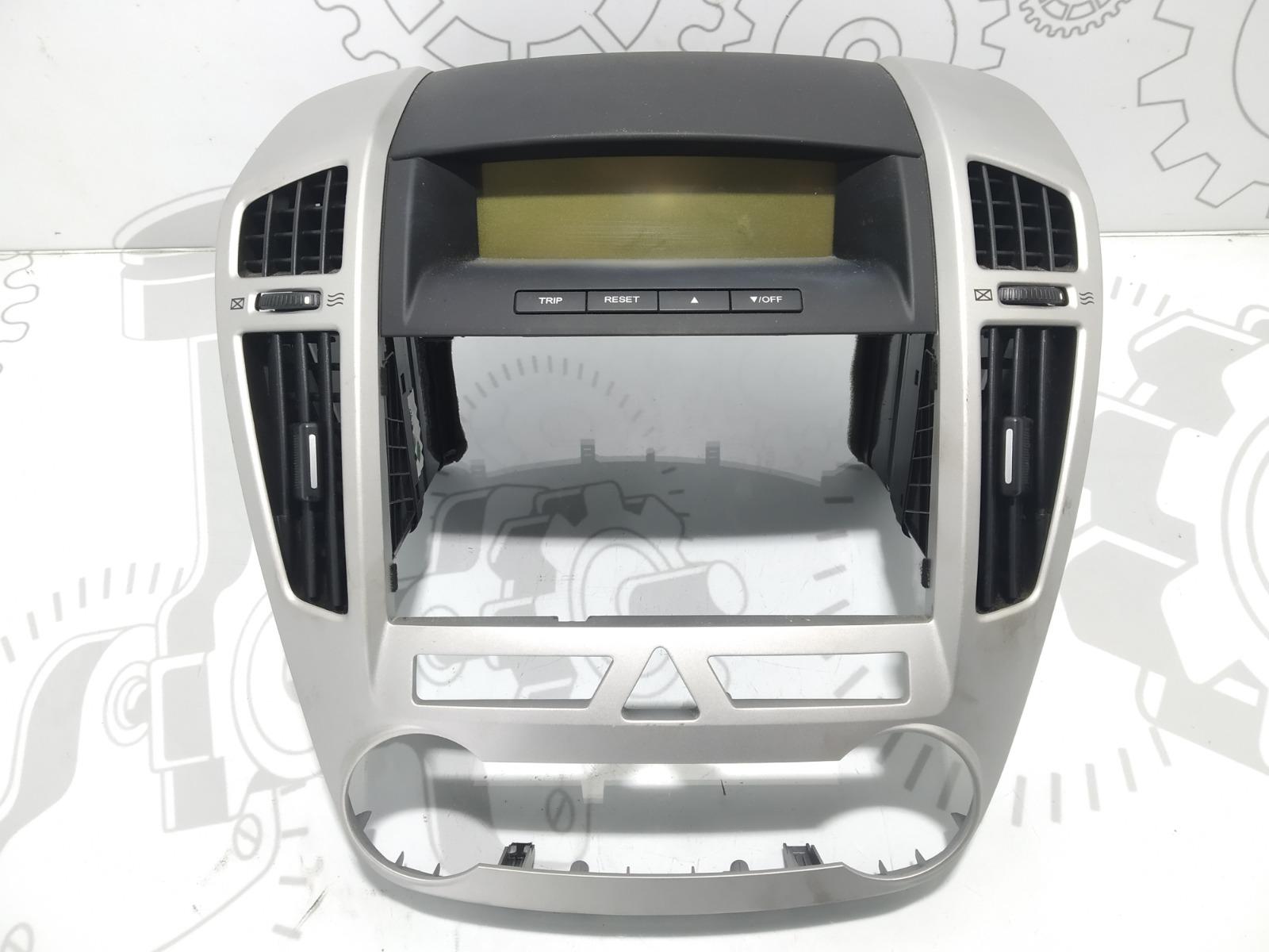 Дисплей Kia Ceed 1.6 I 2008 (б/у)