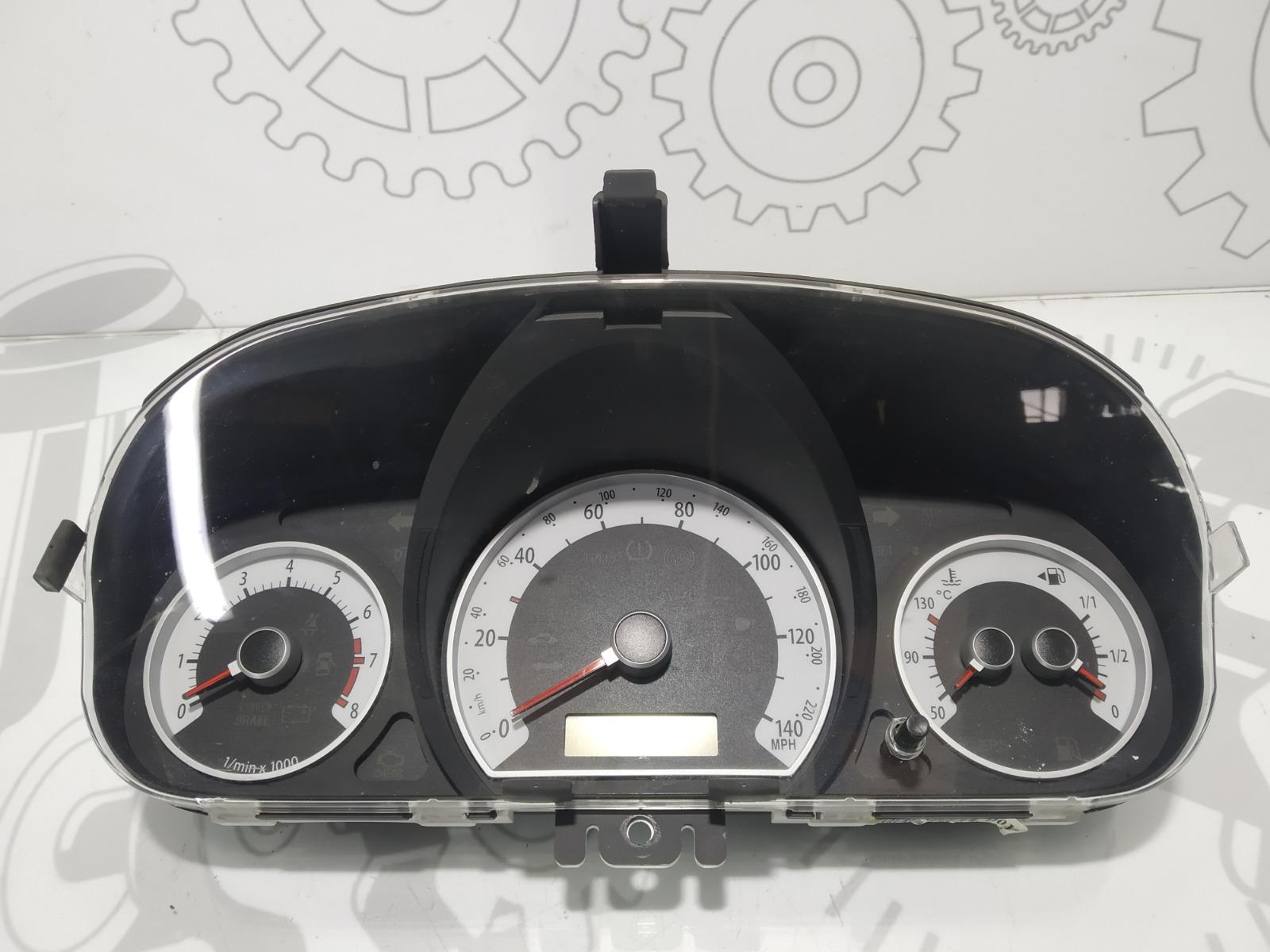Щиток приборов (приборная панель) Kia Ceed 1.6 I 2008 (б/у)