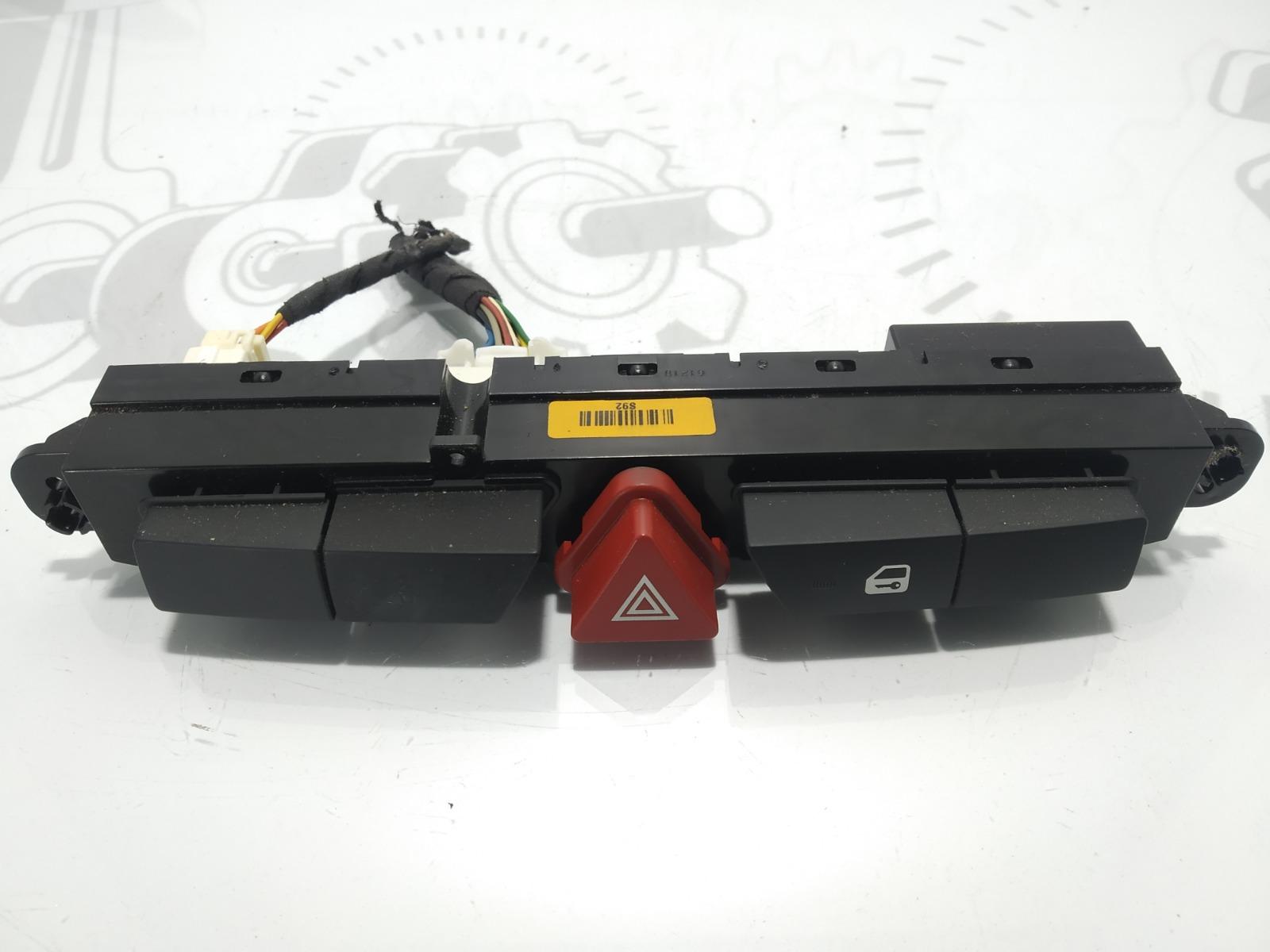 Кнопка аварийной сигнализации Kia Ceed 1.6 I 2008 (б/у)
