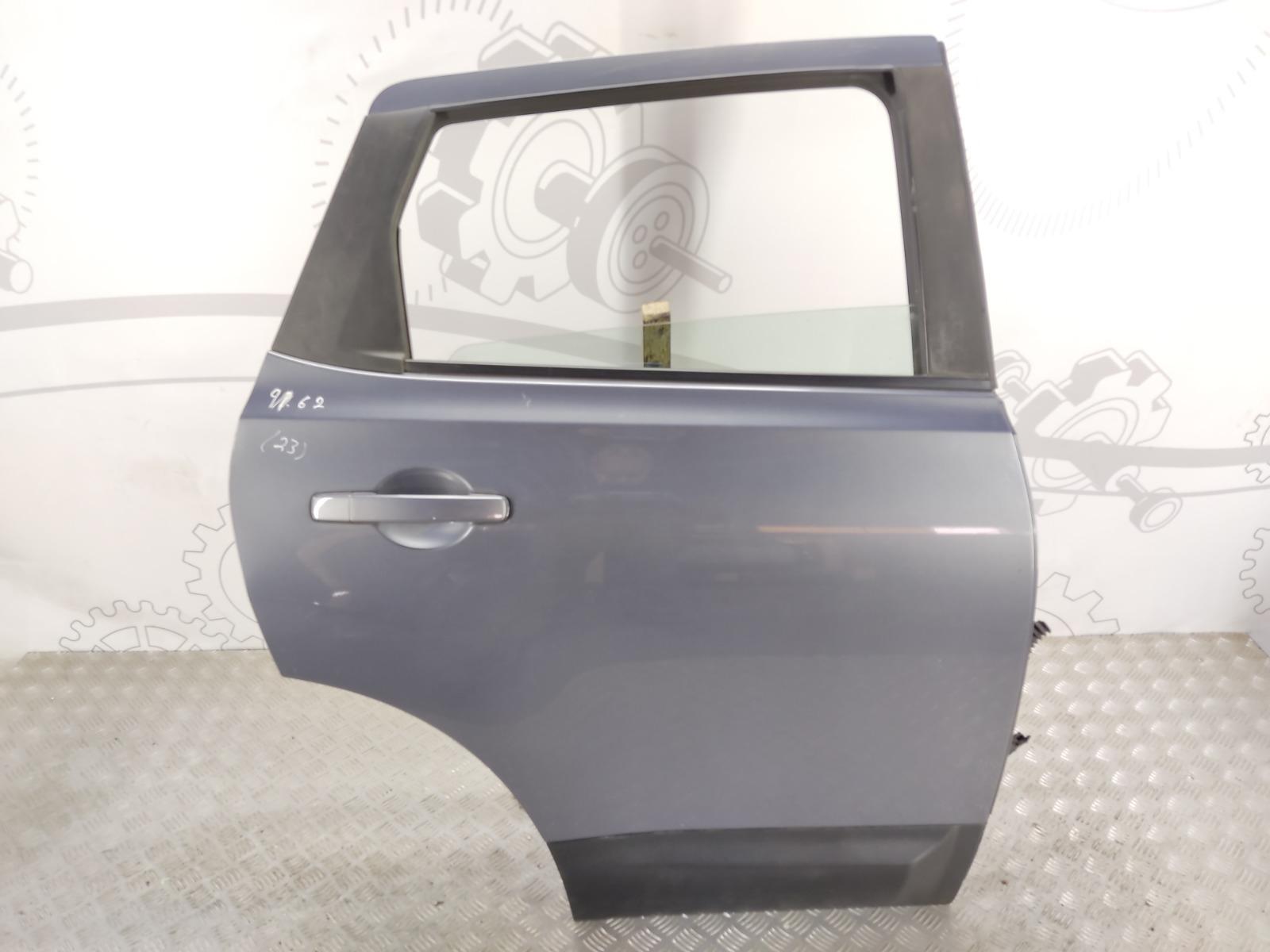 Дверь задняя правая Nissan Qashqai 1.5 DCI 2007 (б/у)