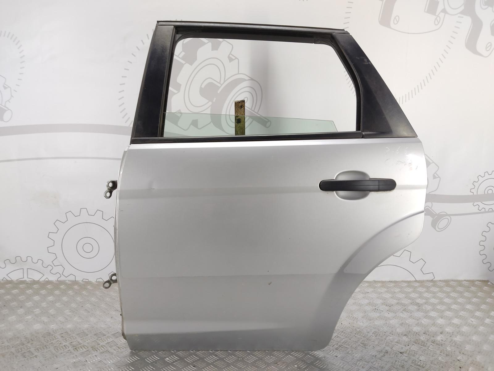Дверь задняя левая Ford Focus 1.6 TDCI 2007 (б/у)