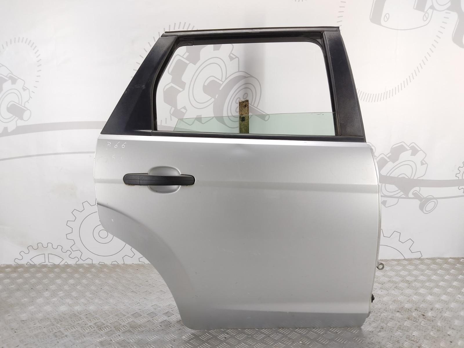 Дверь задняя правая Ford Focus 1.6 TDCI 2007 (б/у)