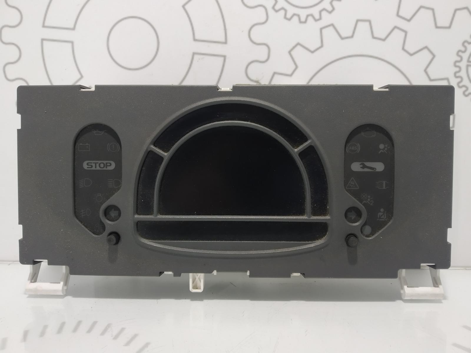 Щиток приборов (приборная панель) Renault Grand Modus 1.5 DCI 2008 (б/у)