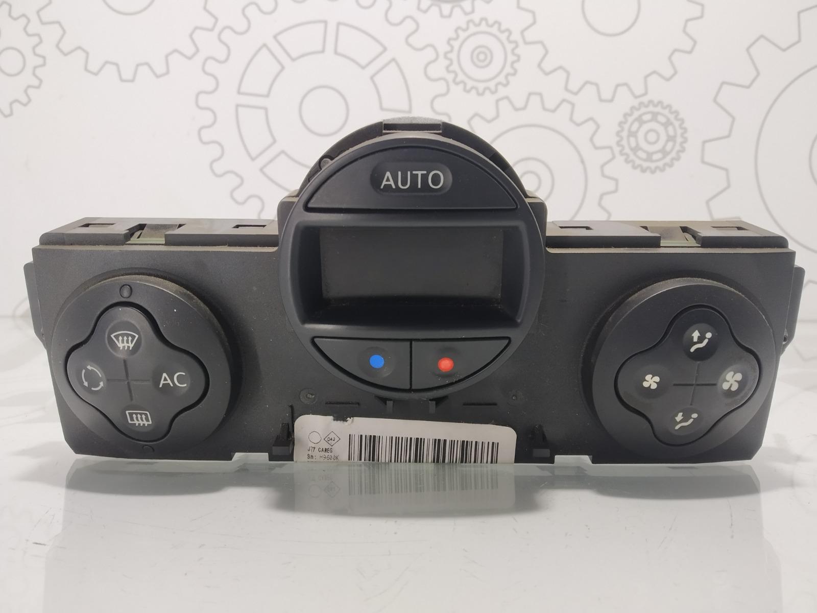 Блок управления печки/климат-контроля Renault Grand Modus 1.5 DCI 2008 (б/у)
