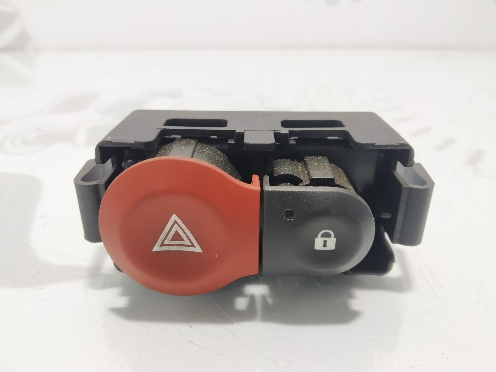 Кнопка аварийной сигнализации Renault Grand Modus 1.5 DCI 2008 (б/у)