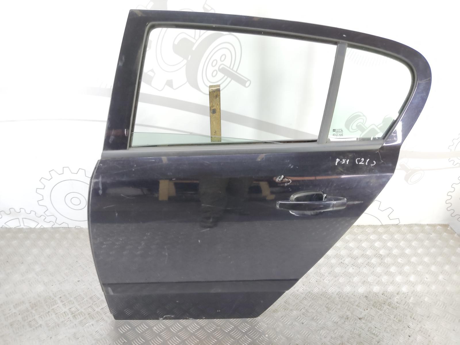Дверь задняя левая Opel Astra H 1.4 I 2007 (б/у)