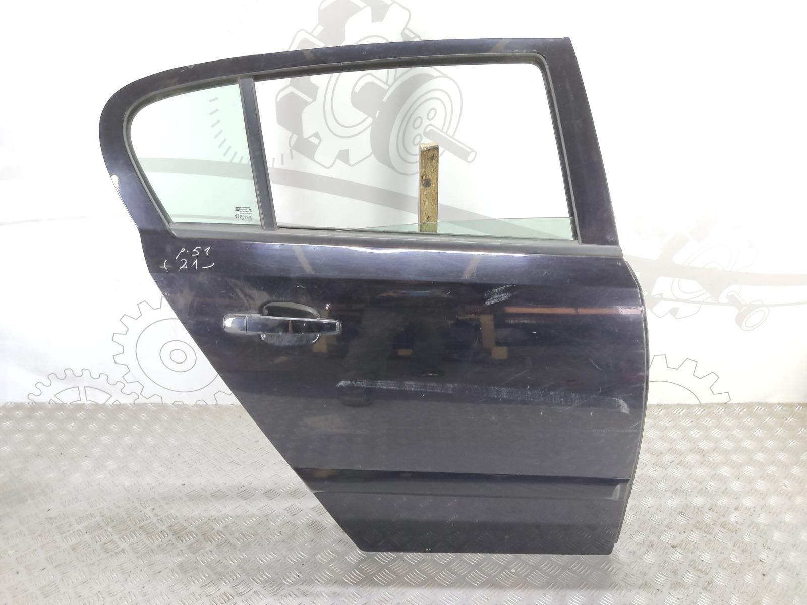 Дверь задняя правая Opel Astra H 1.4 I 2007 (б/у)