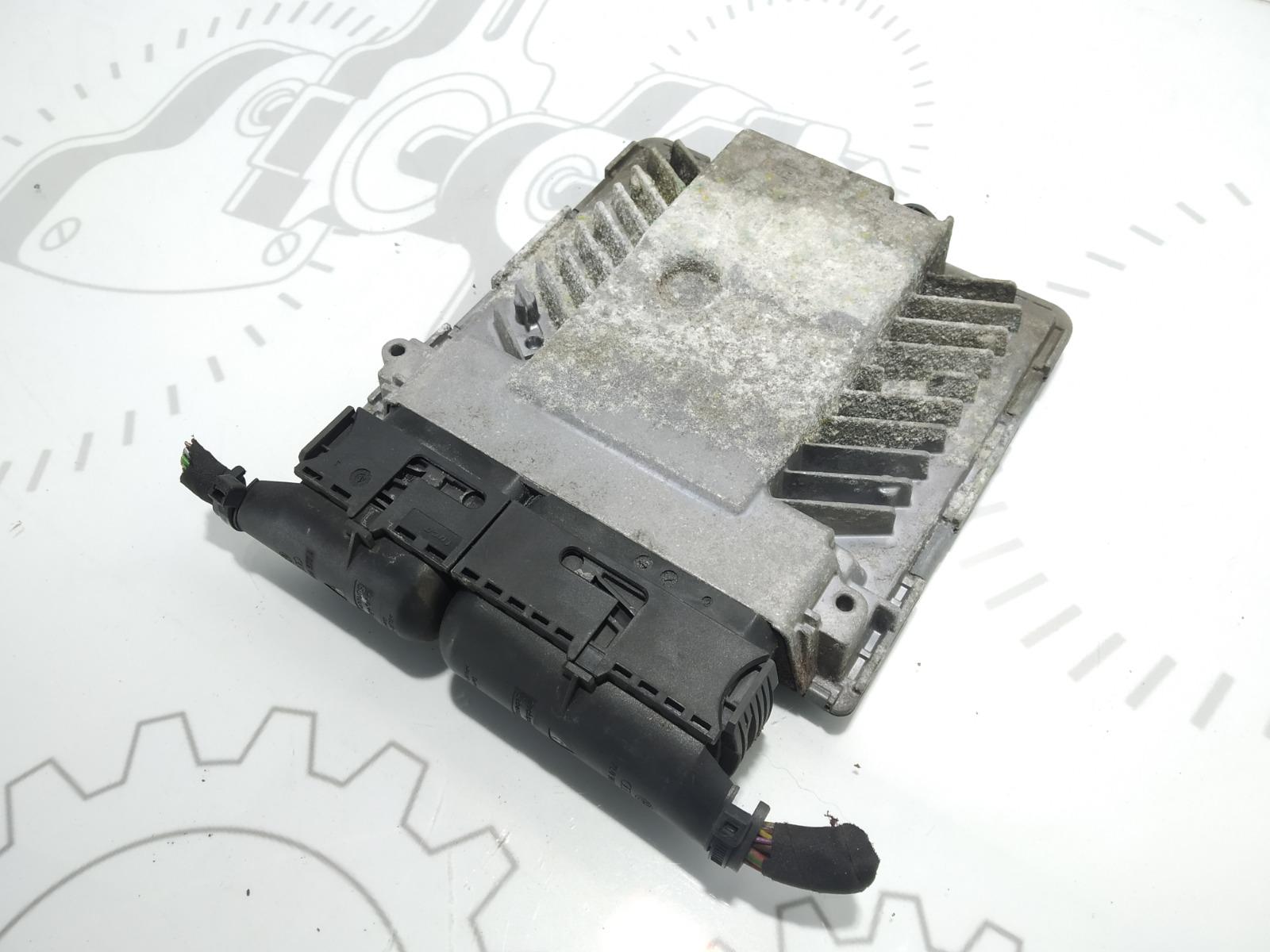 Блок управления двигателем Volkswagen Passat B6 2.0 TDI 2005 (б/у)