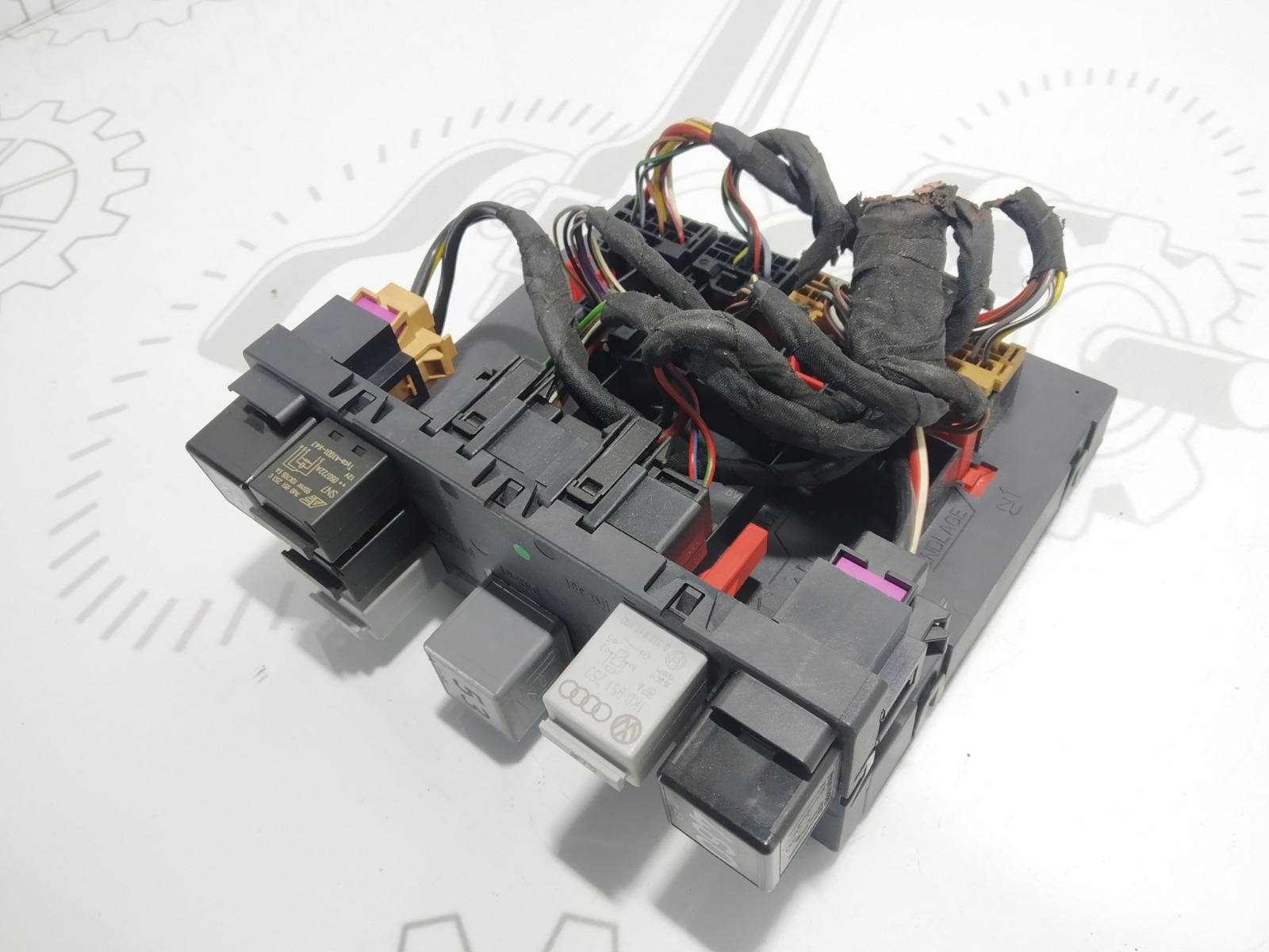 Блок комфорта Volkswagen Passat B6 2.0 TDI 2005 (б/у)
