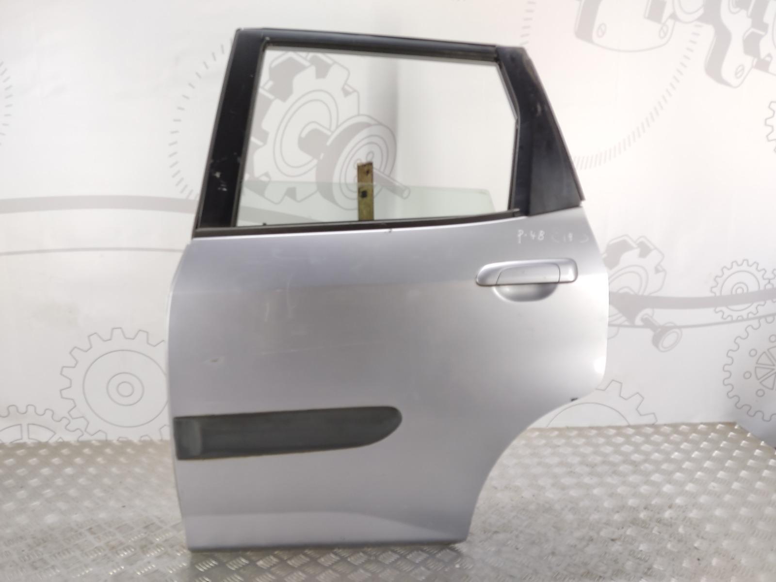 Дверь задняя левая Honda Jazz 1.3 I 2003 (б/у)