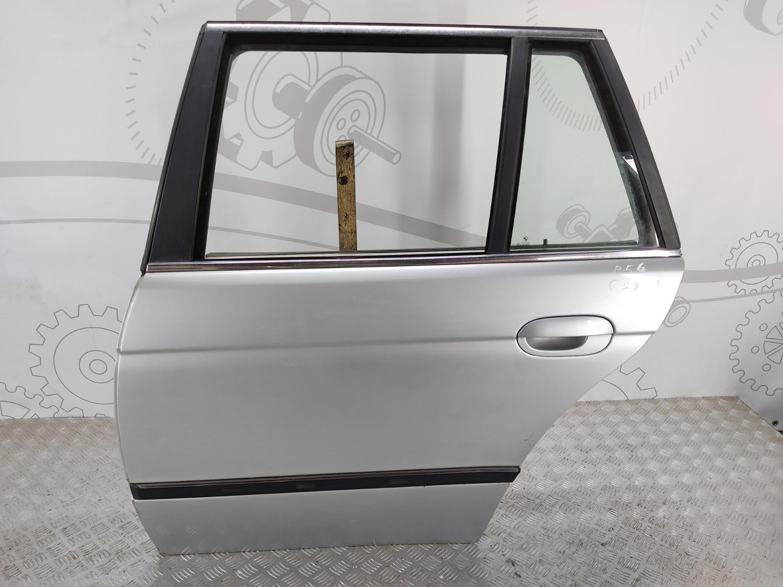 Дверь задняя левая Bmw 5 E39 2.0 I 1999 (б/у)