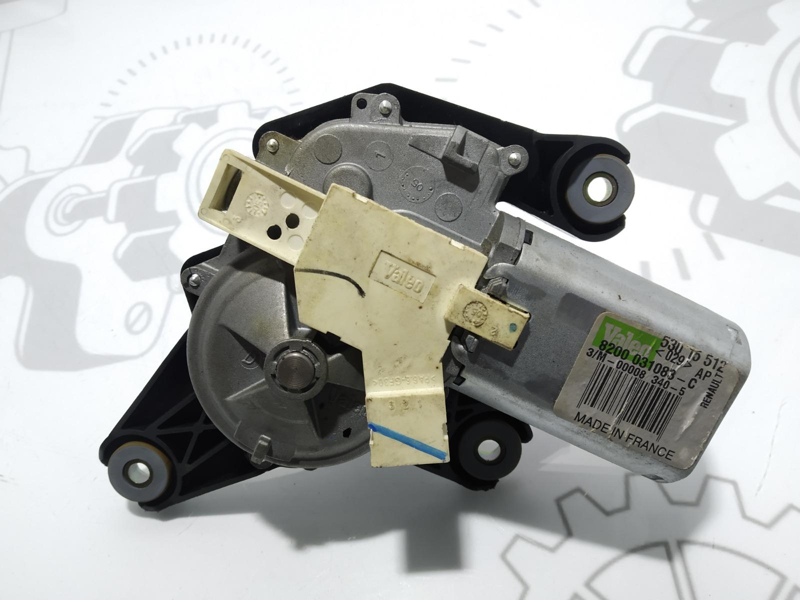 Моторчик заднего стеклоочистителя (дворника) Renault Grand Espace 3.0 DCI 2005 (б/у)