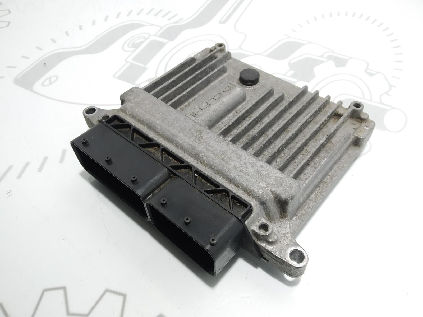 Блок управления двигателем Mercedes C W204 2.2 CDI 2007 (б/у)