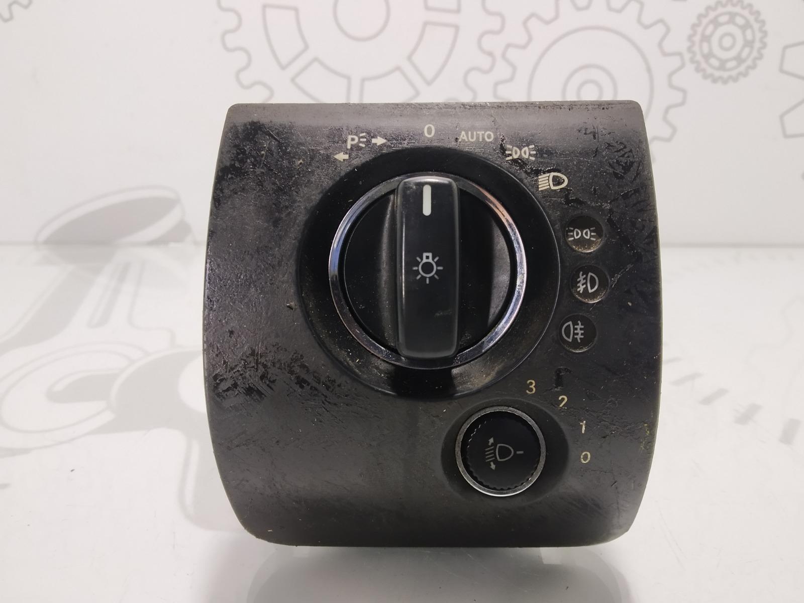 Переключатель света Mercedes Ml W164 3.0 CDI 2006 (б/у)