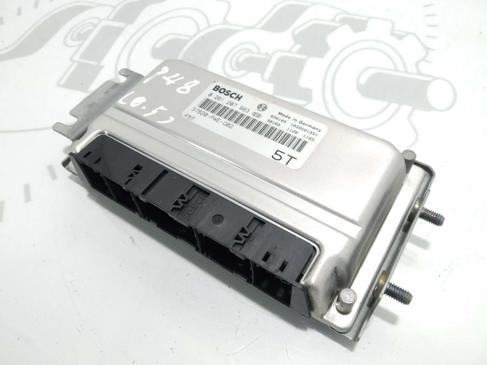 Блок управления двигателем Honda Jazz 1.3 I 2003 (б/у)