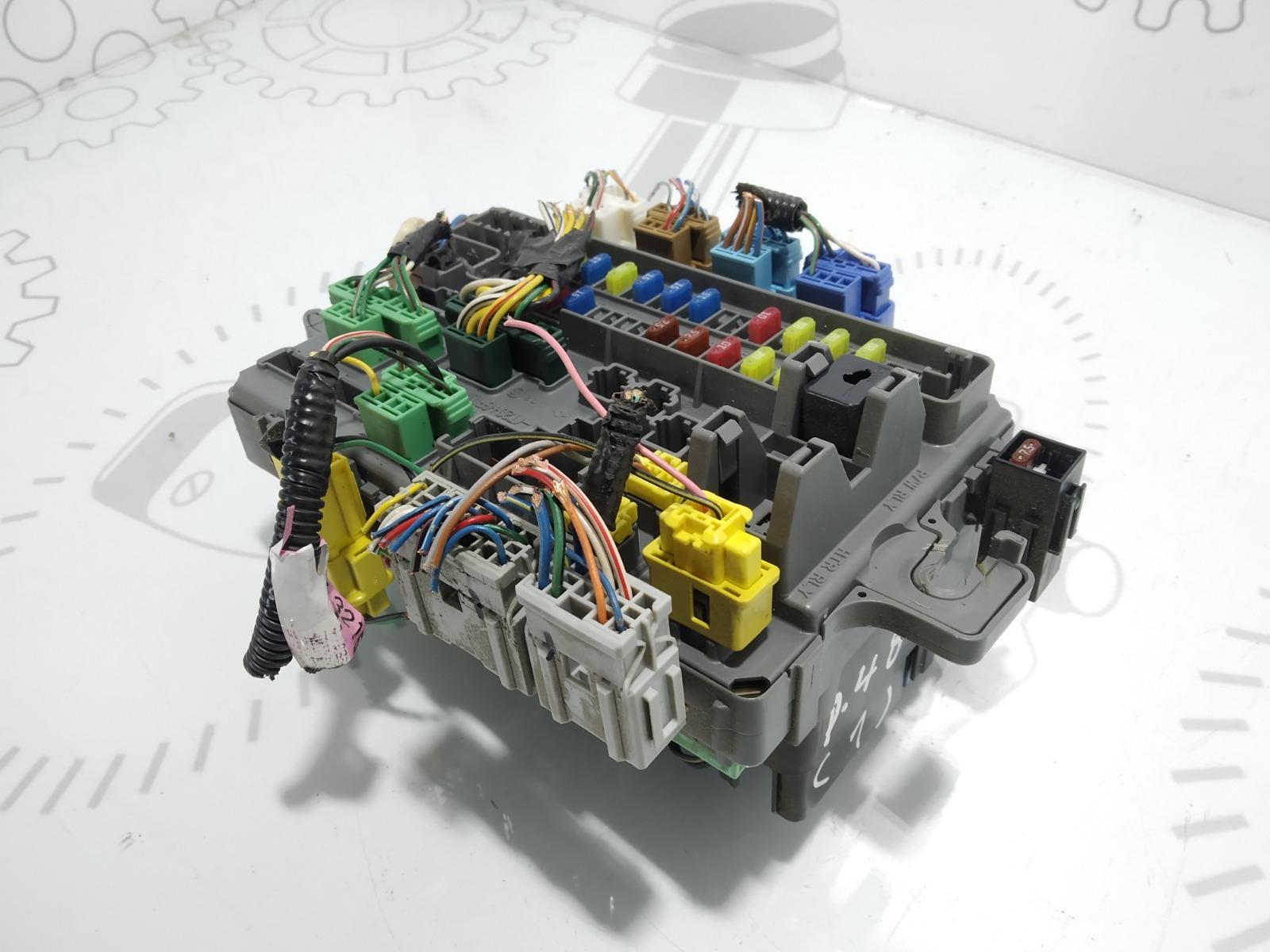 Блок предохранителей Honda Jazz 1.3 I 2003 (б/у)