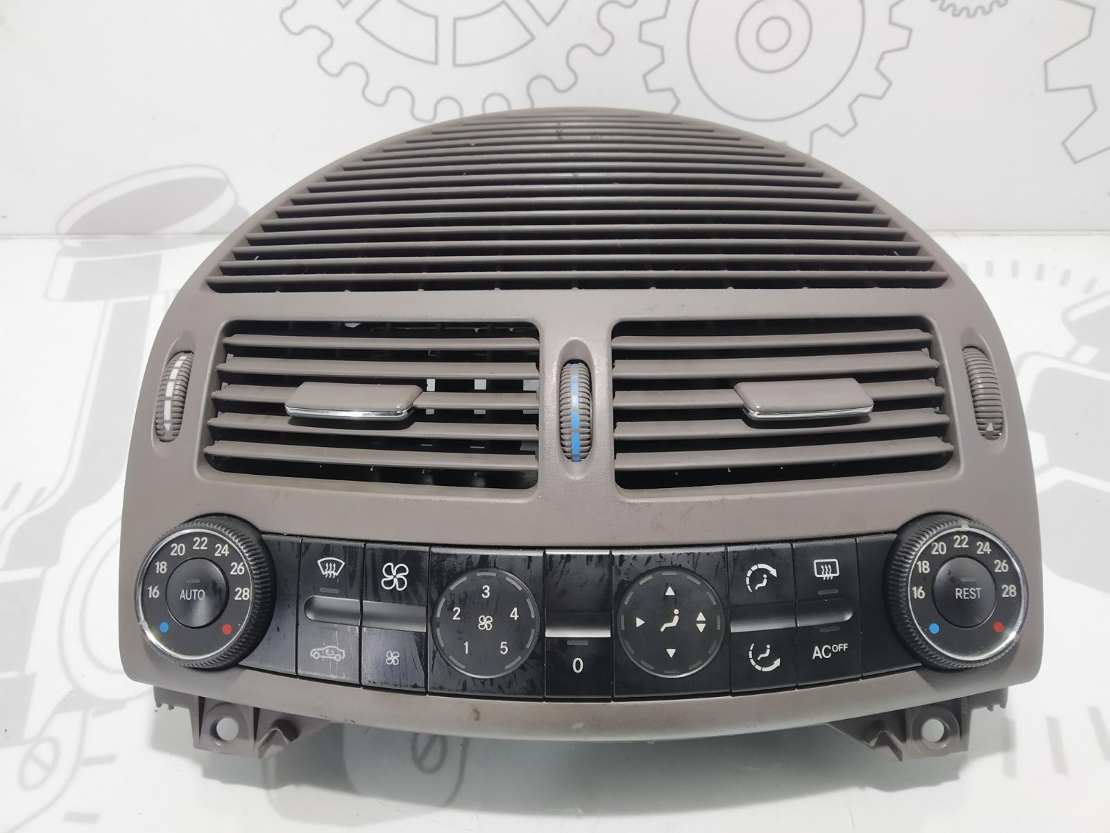 Блок управления печки/климат-контроля Mercedes E W211 3.2 CDI 2003 (б/у)