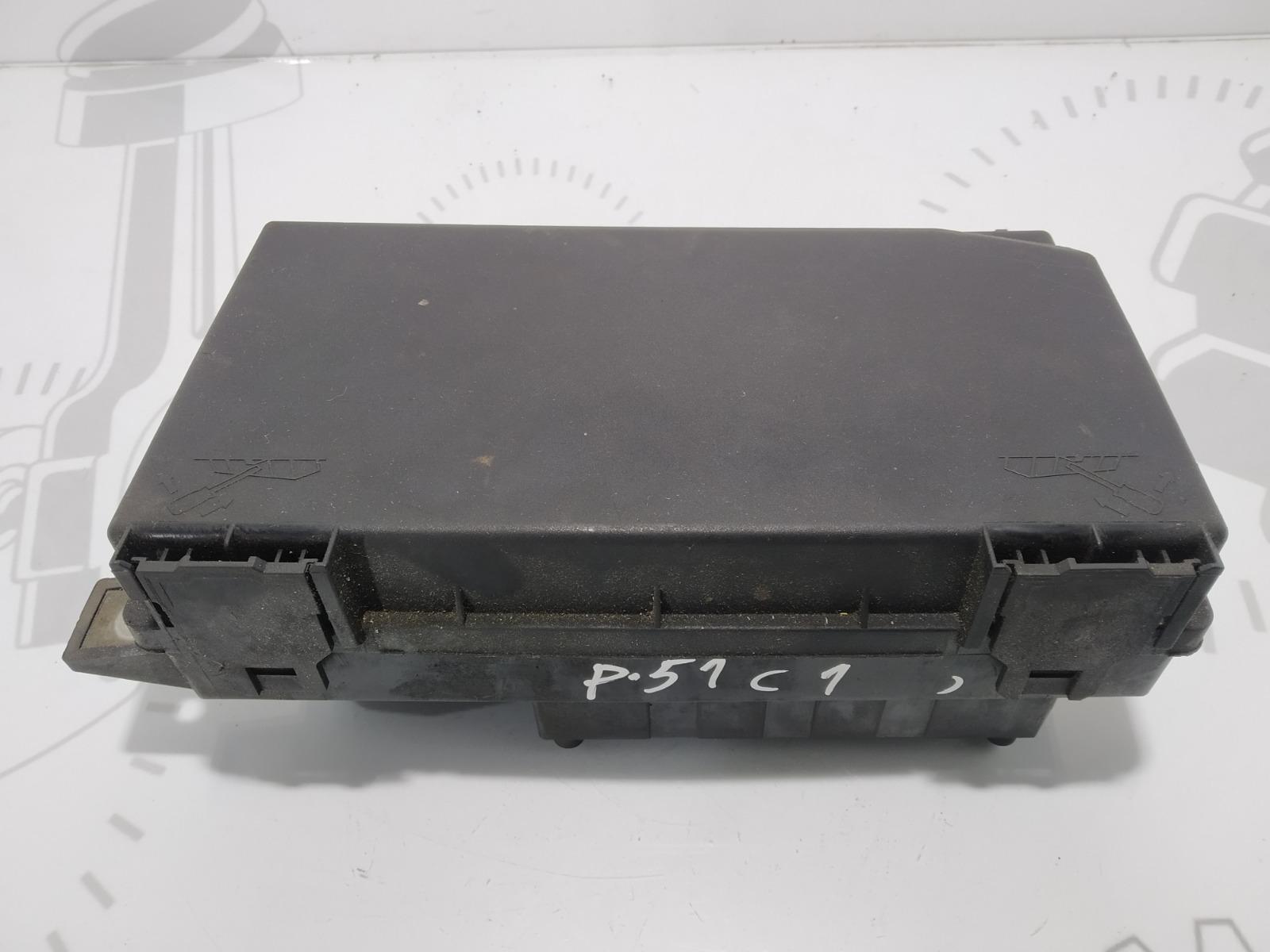 Блок предохранителей Opel Astra H 1.4 I 2007 (б/у)