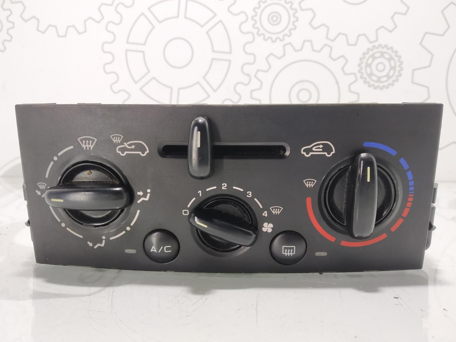 Блок управления печки/климат-контроля Peugeot 207 1.6 I 2008 (б/у)