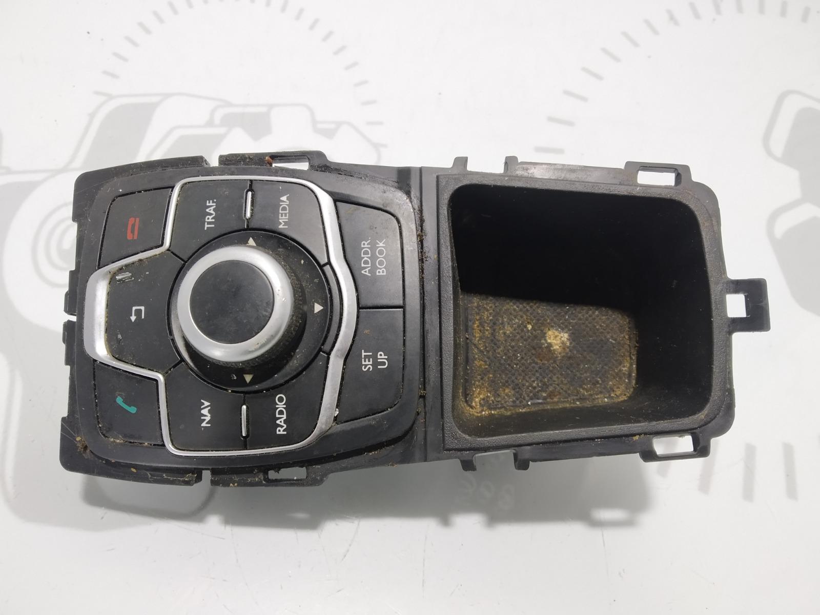 Джойстик управления мультимедиа Peugeot 508 1.6 HDI 2013 (б/у)
