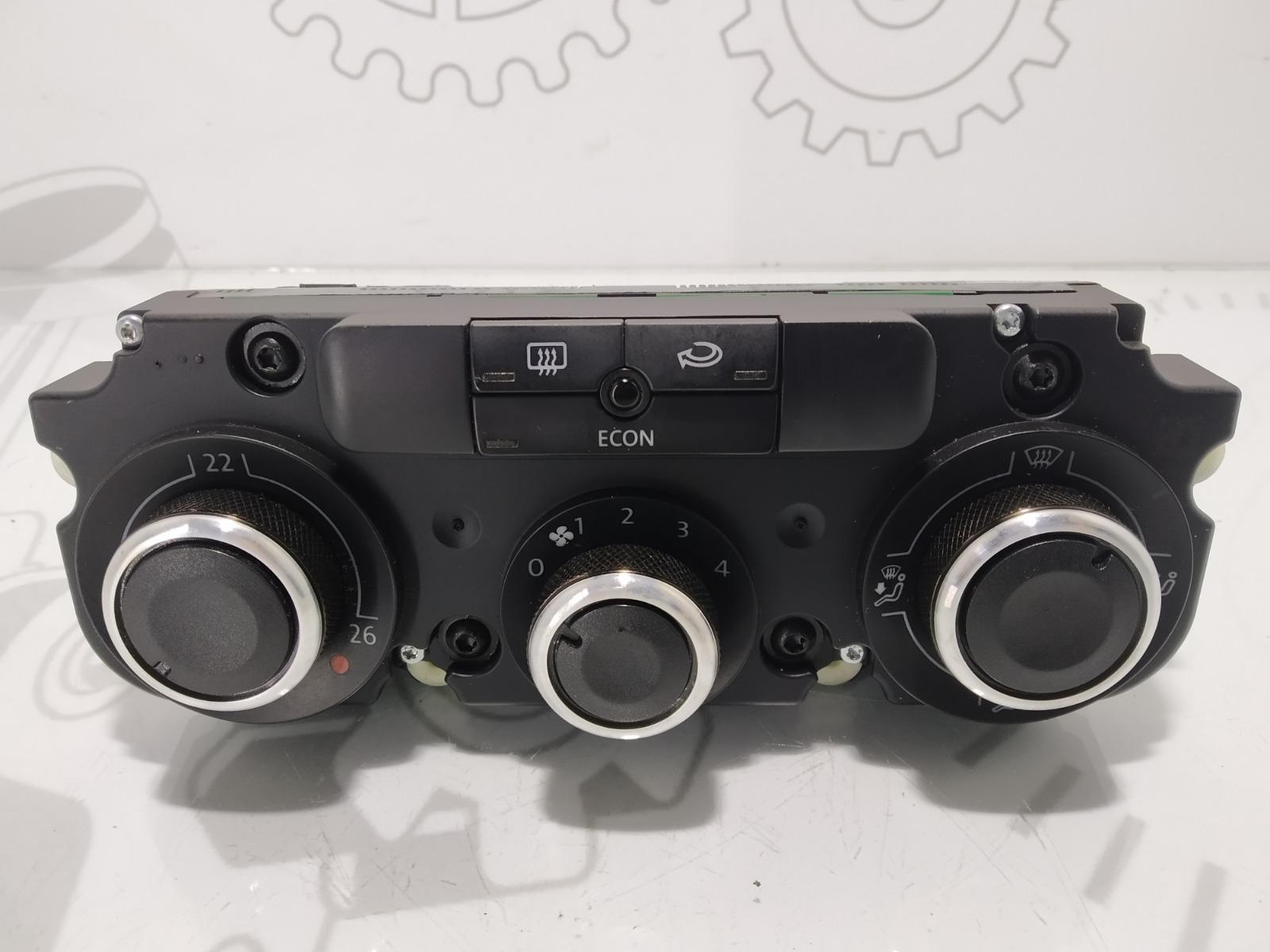 Блок управления печки/климат-контроля Volkswagen Passat B6 2.0 TDI 2005 (б/у)
