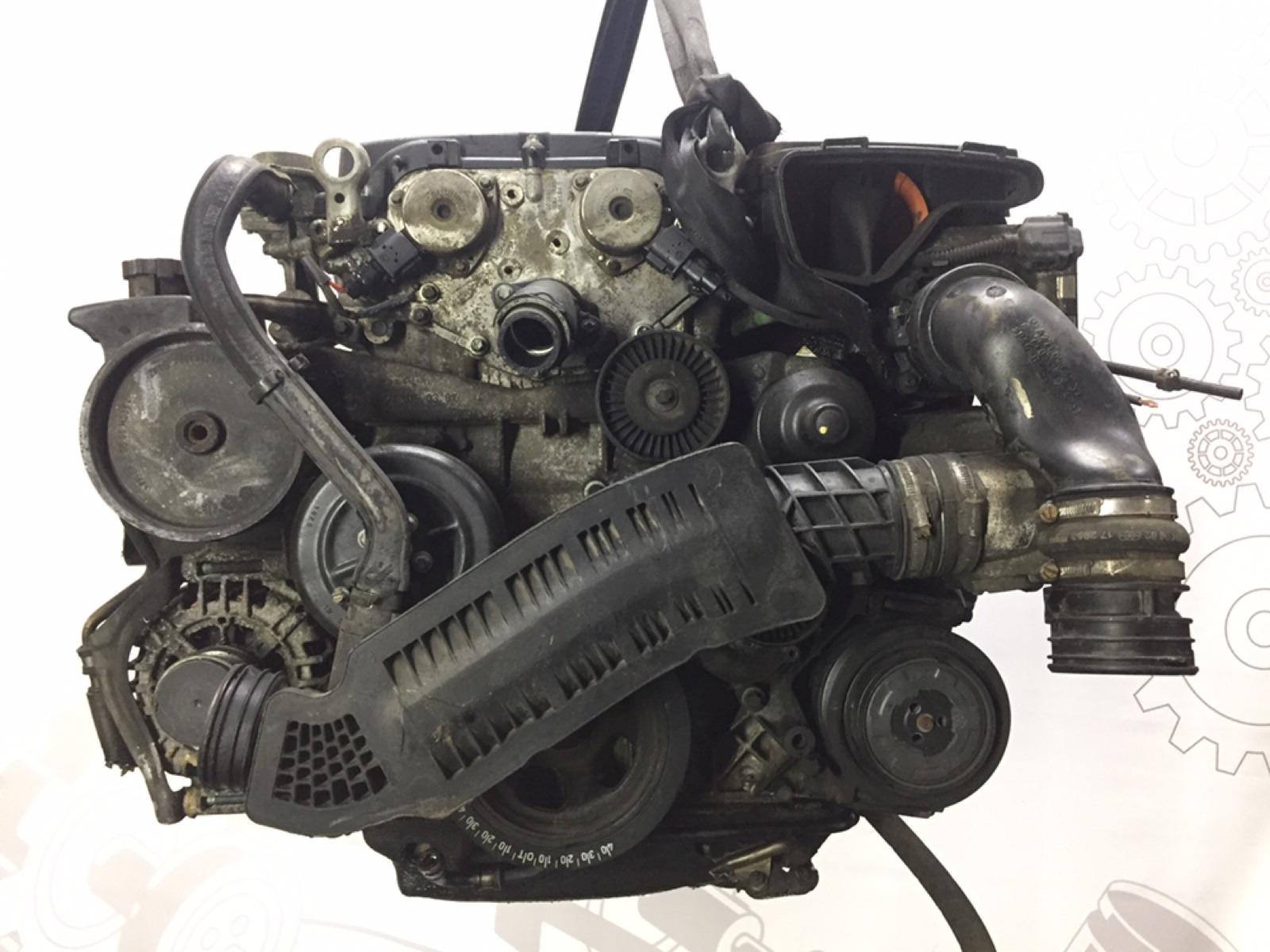 Двигатель бензиновый Mercedes C W203 1.8 I 2004 (б/у)