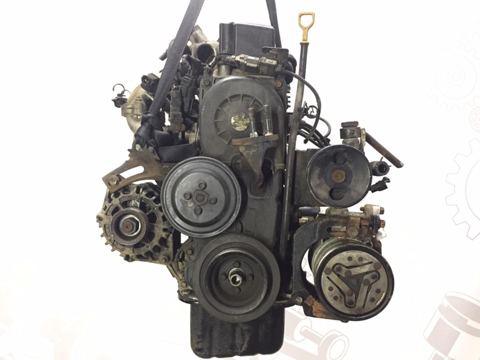 Двигатель бензиновый Kia Picanto 1.1 I 2004 (б/у)
