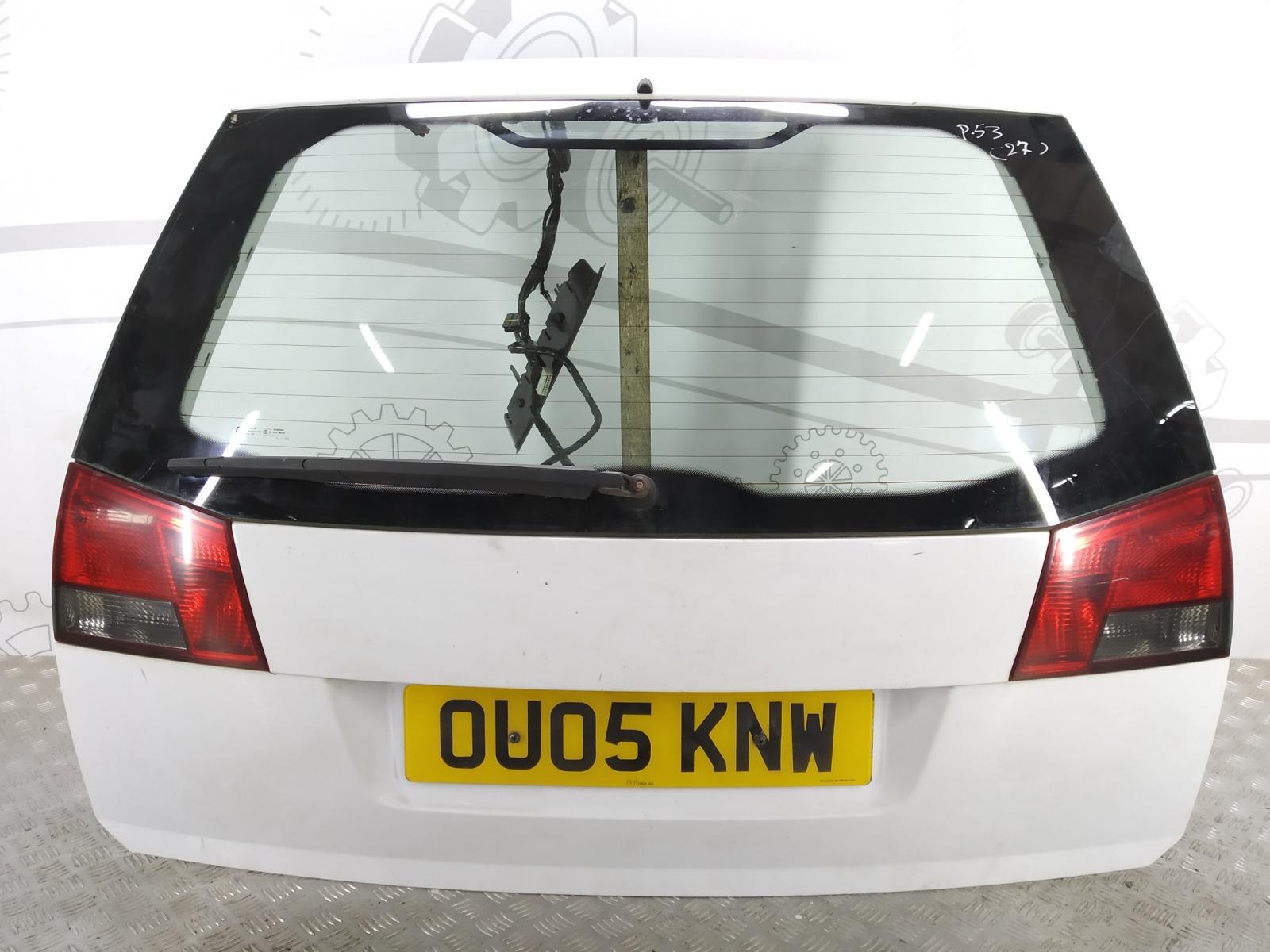Крышка багажника (дверь 3-5) Opel Vectra C 3.2 I 2005 (б/у)