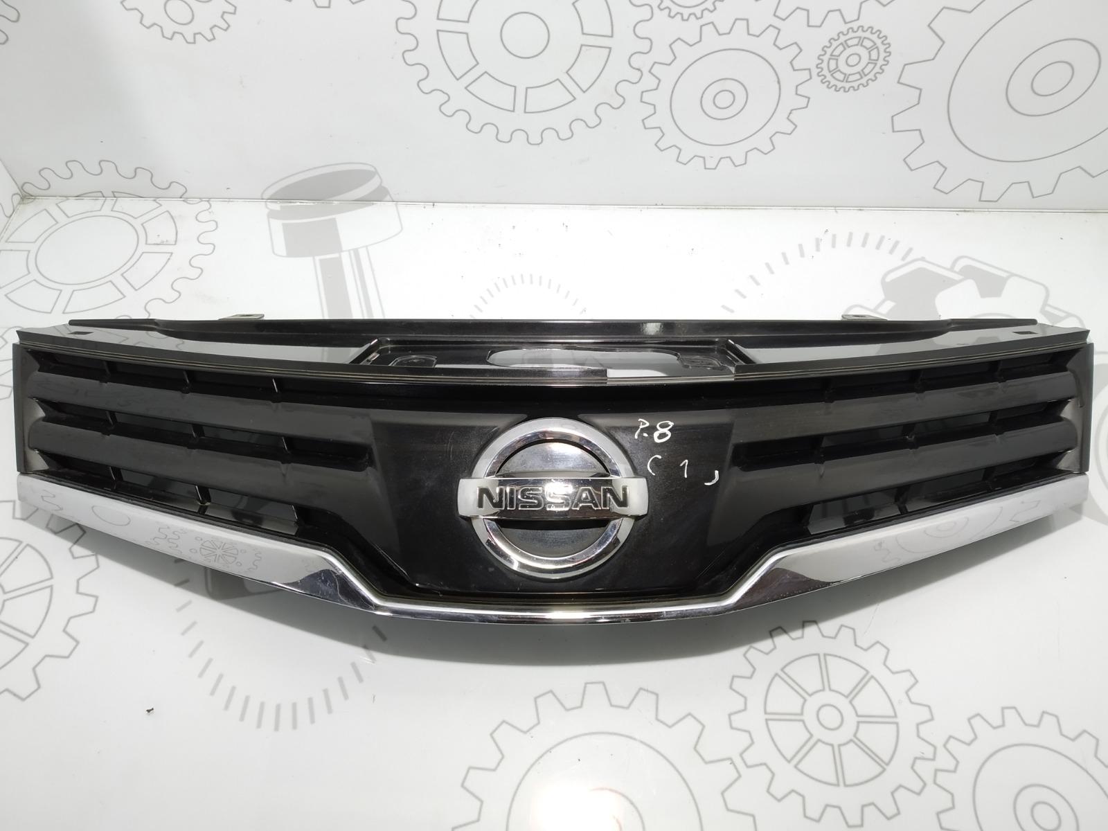 Решетка радиатора Nissan Note E11 1.5 DCI 2009 (б/у)