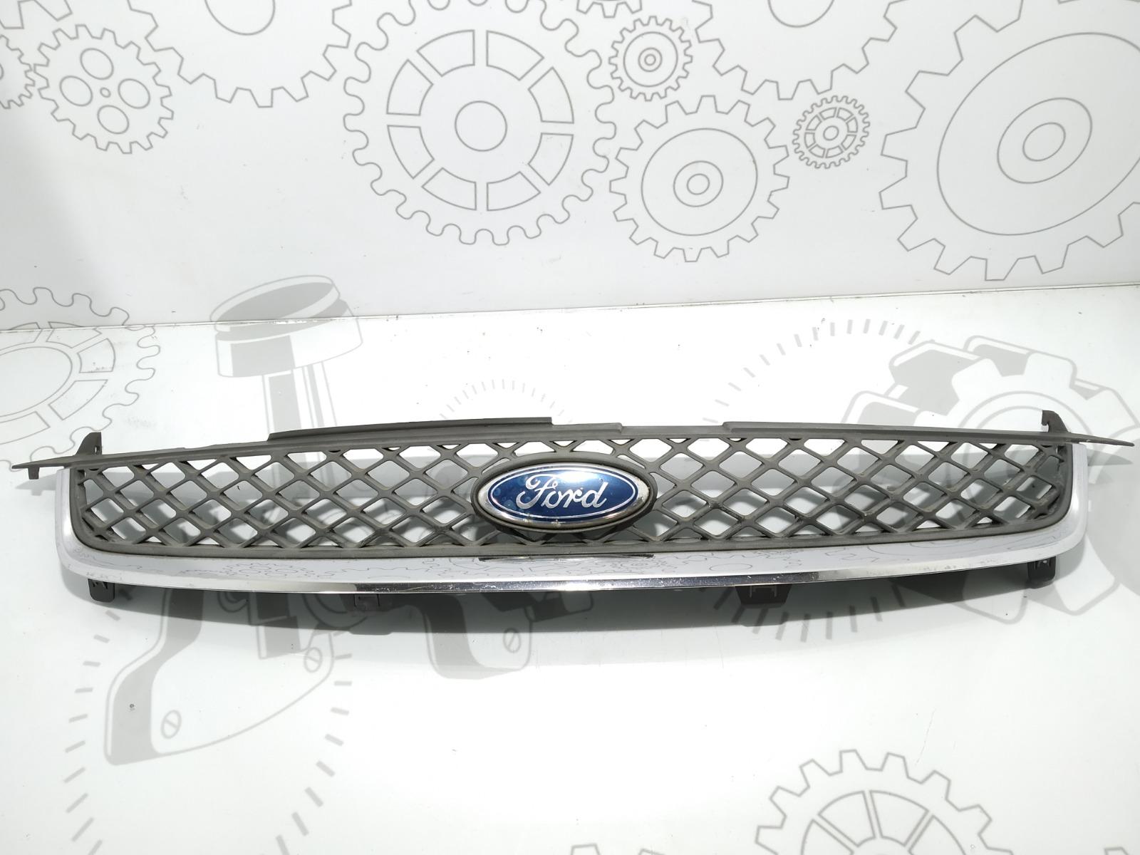 Решетка радиатора Ford Fiesta 1.4 CDTI 2007 (б/у)
