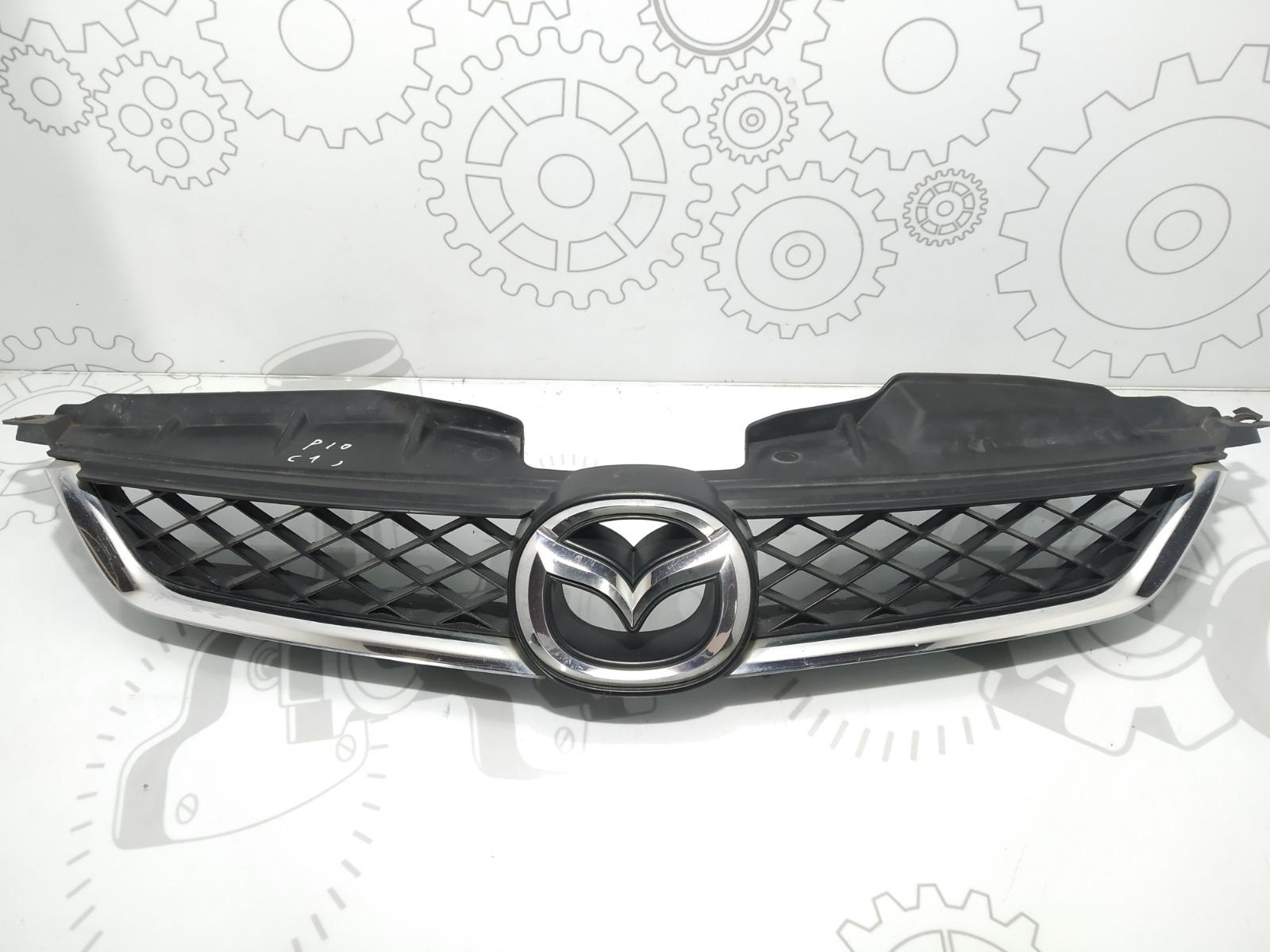 Решетка радиатора Mazda 5 2.0 TD 2006 (б/у)