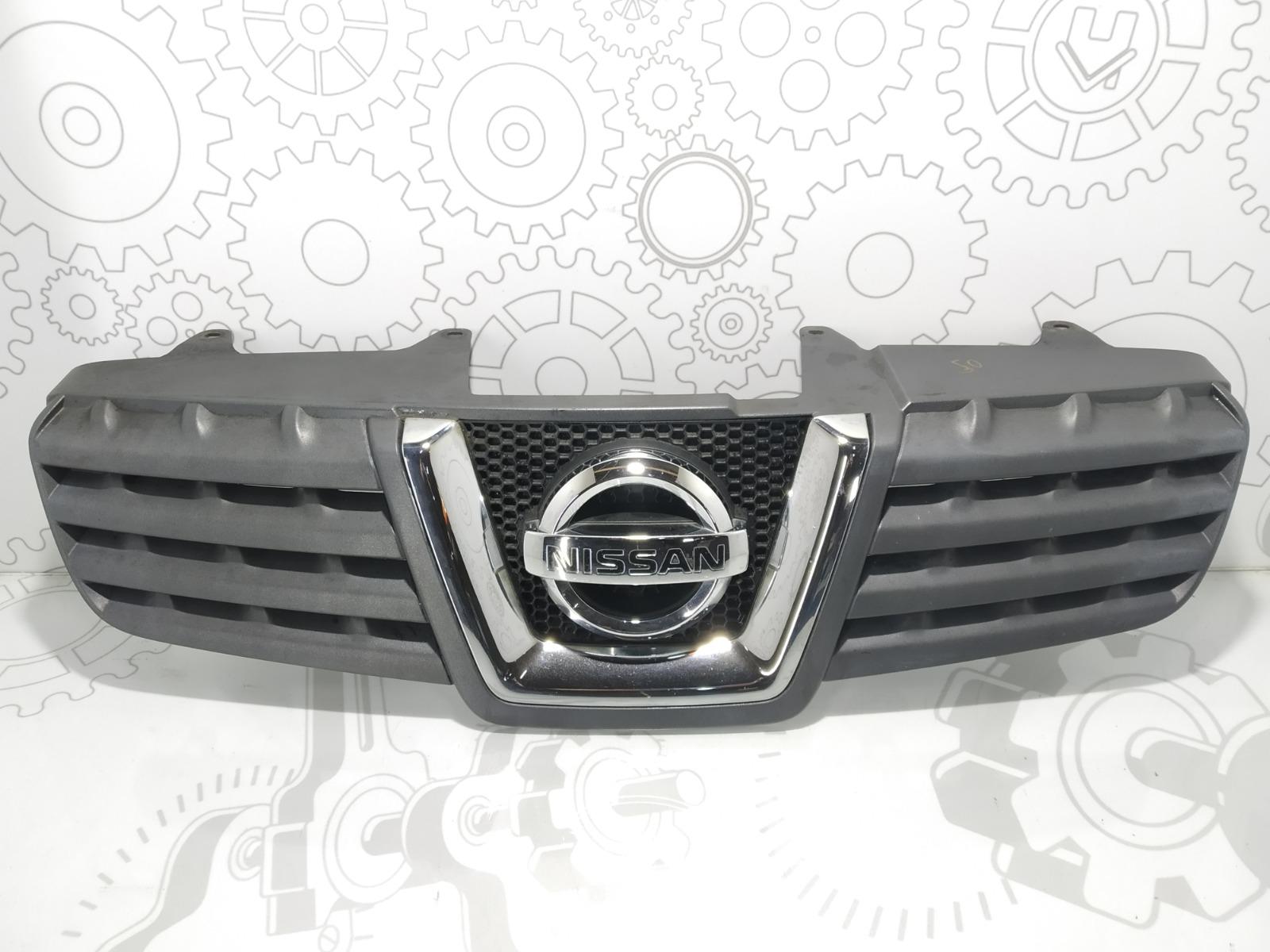 Решетка радиатора Nissan Qashqai 1.5 DCI 2007 (б/у)