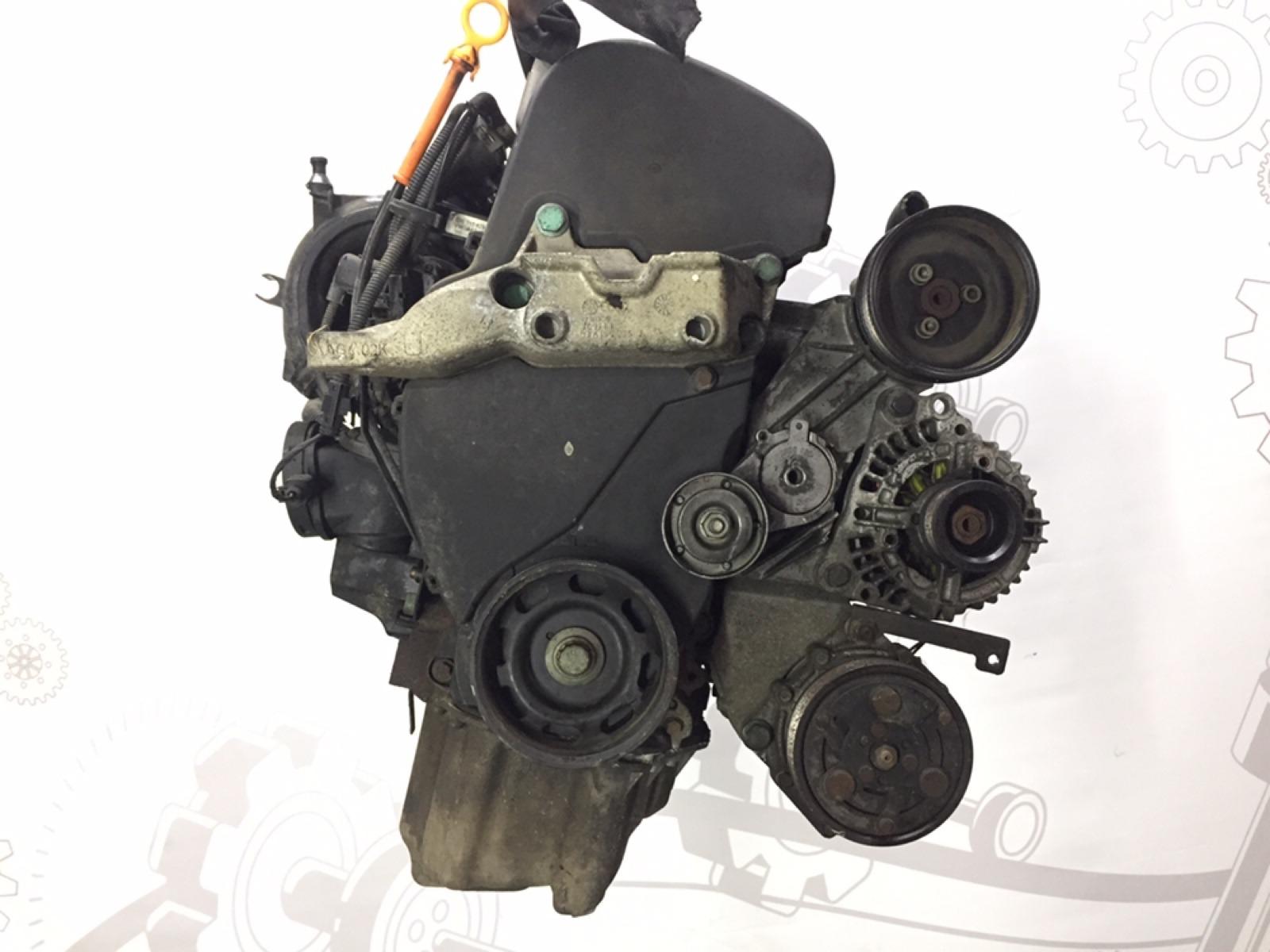 Двигатель бензиновый Seat Leon 1.6 I 2002 (б/у)