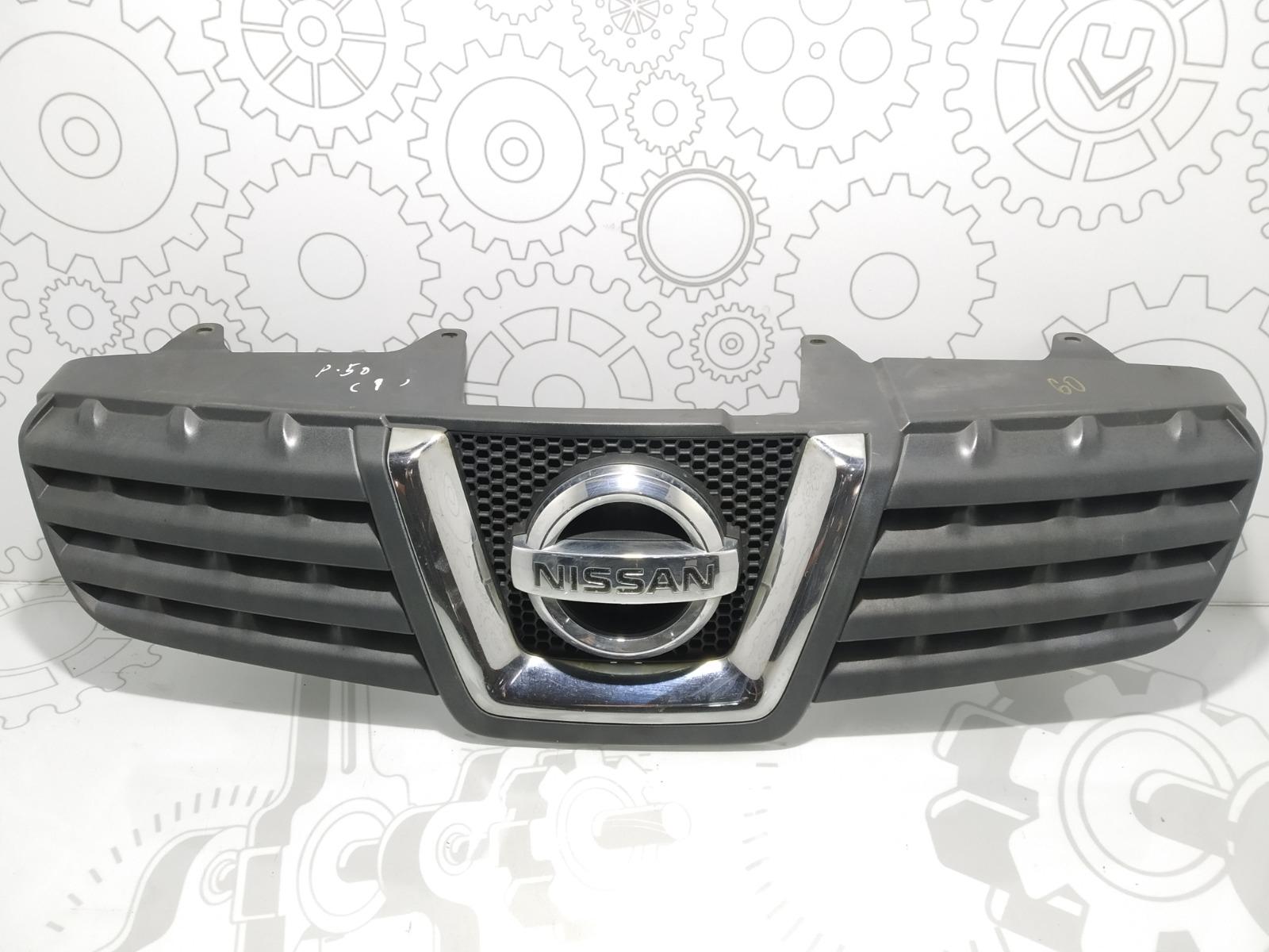 Решетка радиатора Nissan Qashqai 2.0 DCI 2008 (б/у)