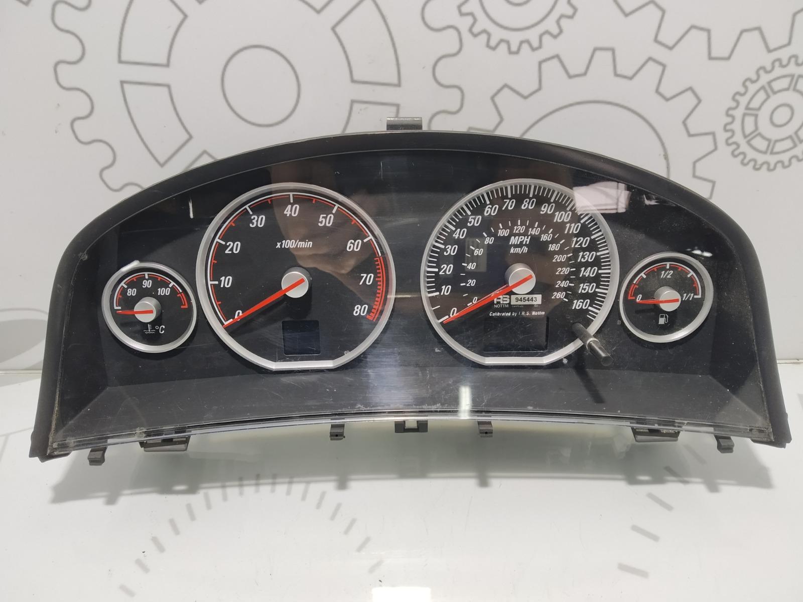Щиток приборов (приборная панель) Opel Vectra C 3.2 I 2005 (б/у)
