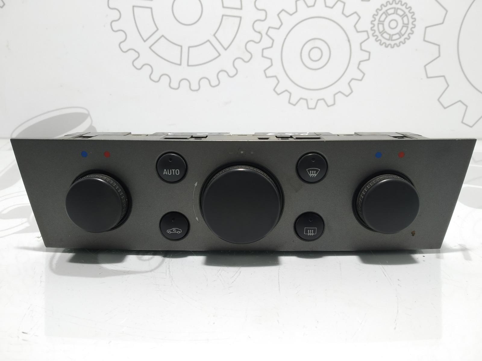 Блок управления печки/климат-контроля Opel Vectra C 3.2 I 2005 (б/у)